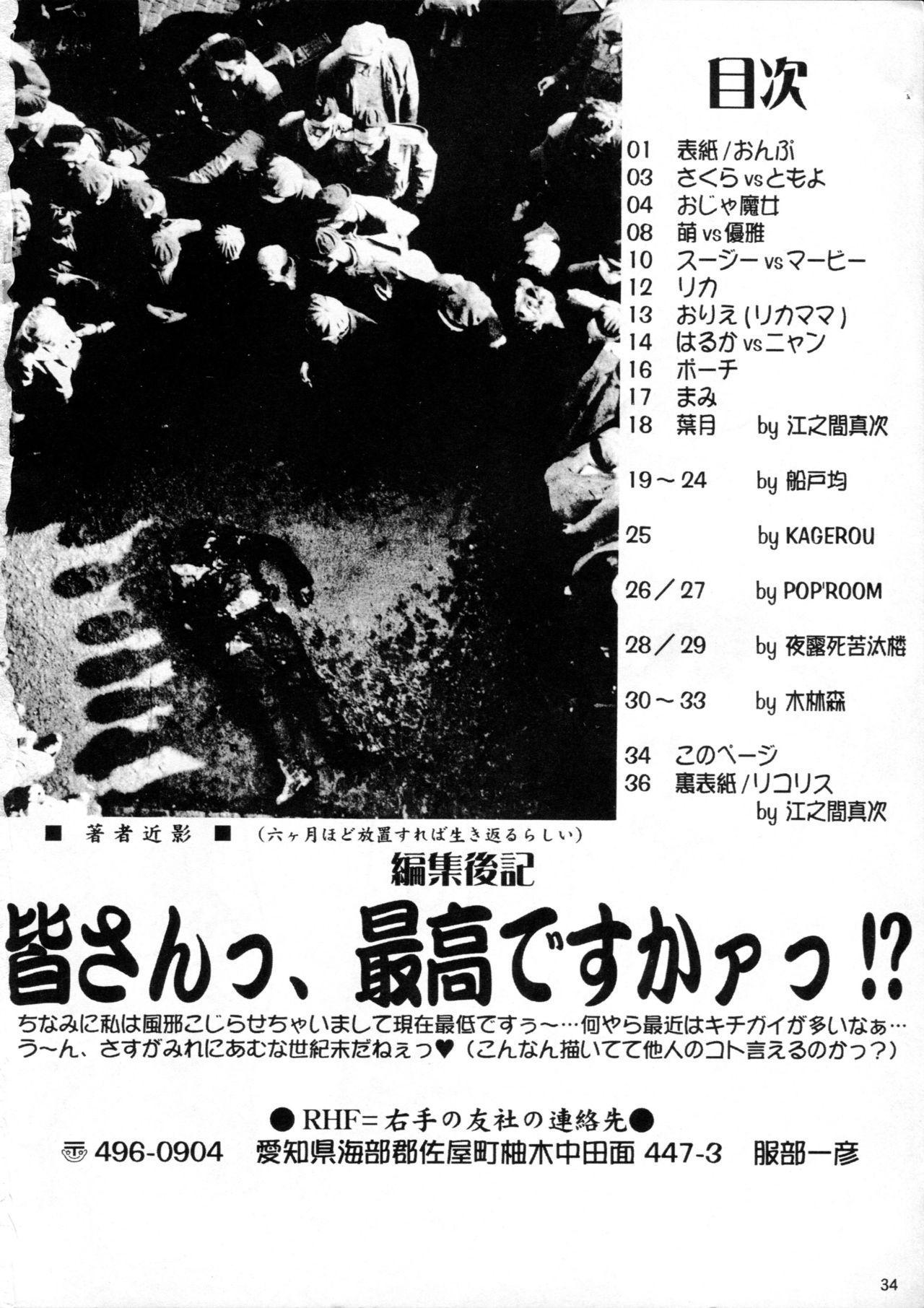 RHF vol.37 Seikyouiku Shidouyoumoku 32