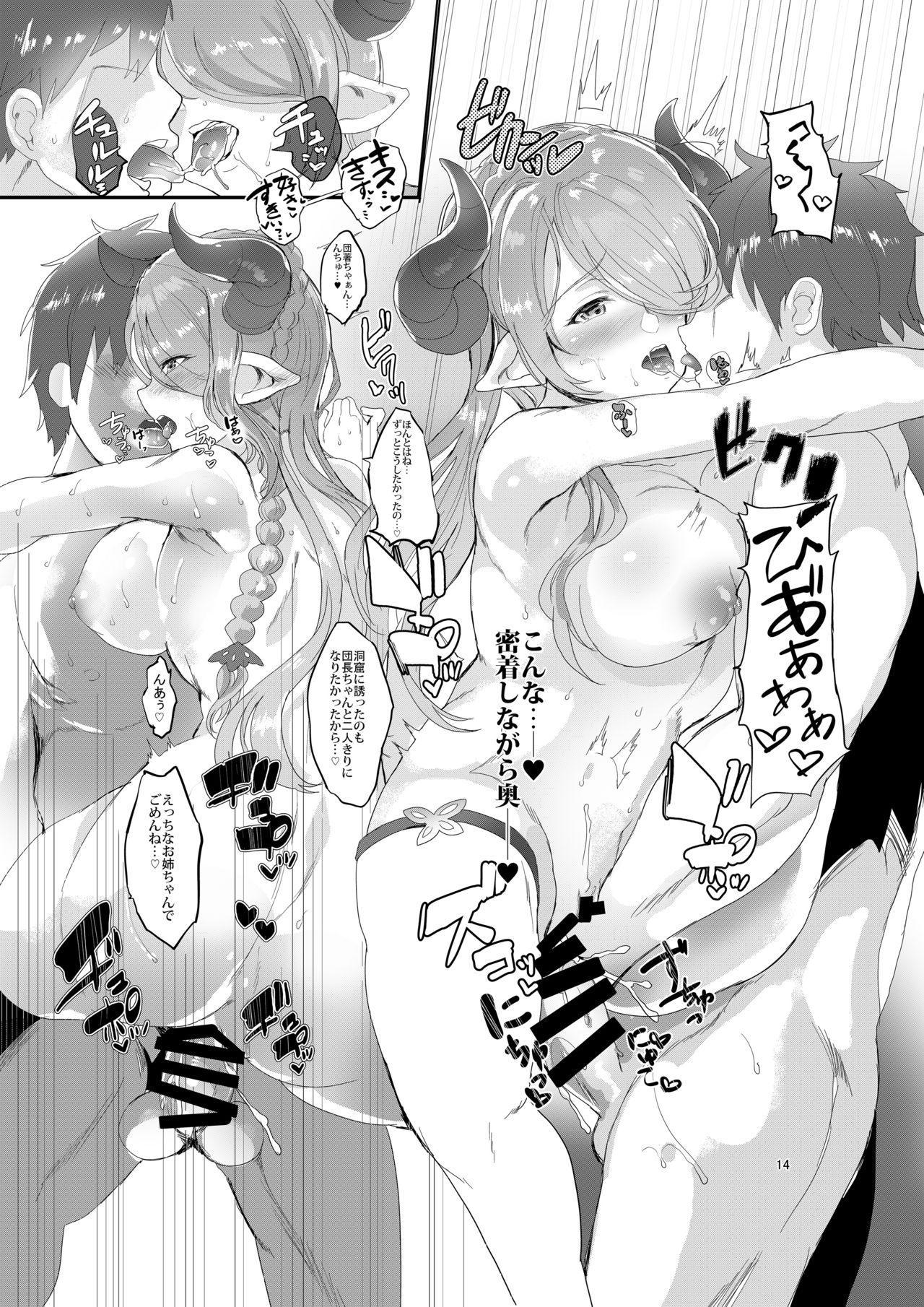 Narmaya Onee-chan to Hitonatsu no Omoide Tsukurokka? 14