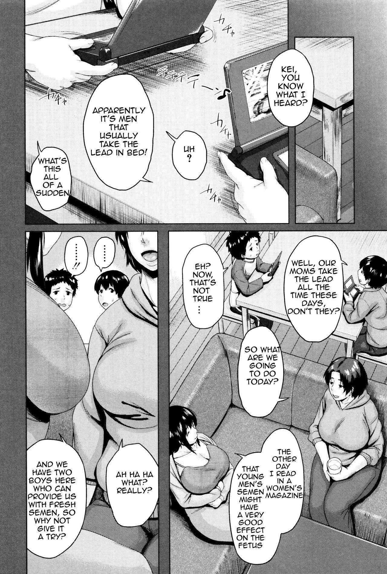 [Jitsuma] Kinyoubi no Haha-tachi e - To Friday's mothers [English] [Amoskandy, desudesu, Kusanyagi] 170