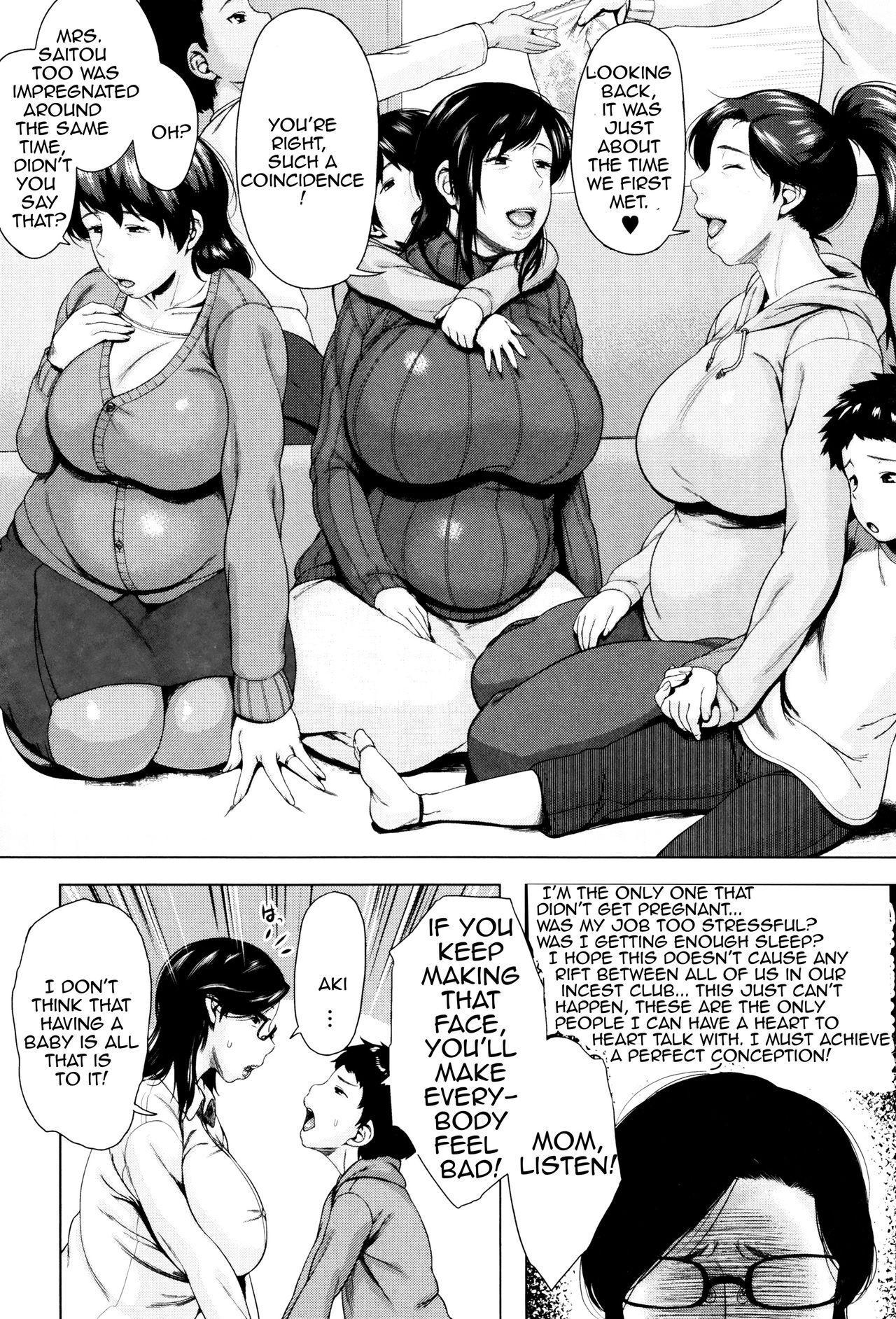 [Jitsuma] Kinyoubi no Haha-tachi e - To Friday's mothers [English] [Amoskandy, desudesu, Kusanyagi] 194