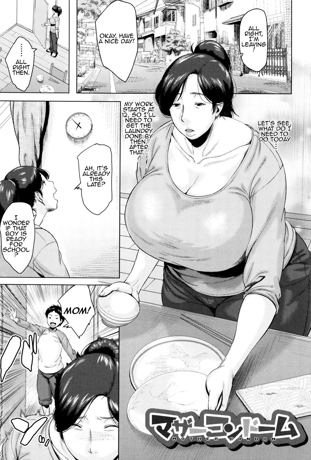 [Jitsuma] Kinyoubi no Haha-tachi e - To Friday's mothers [English] [Amoskandy, desudesu, Kusanyagi] 7