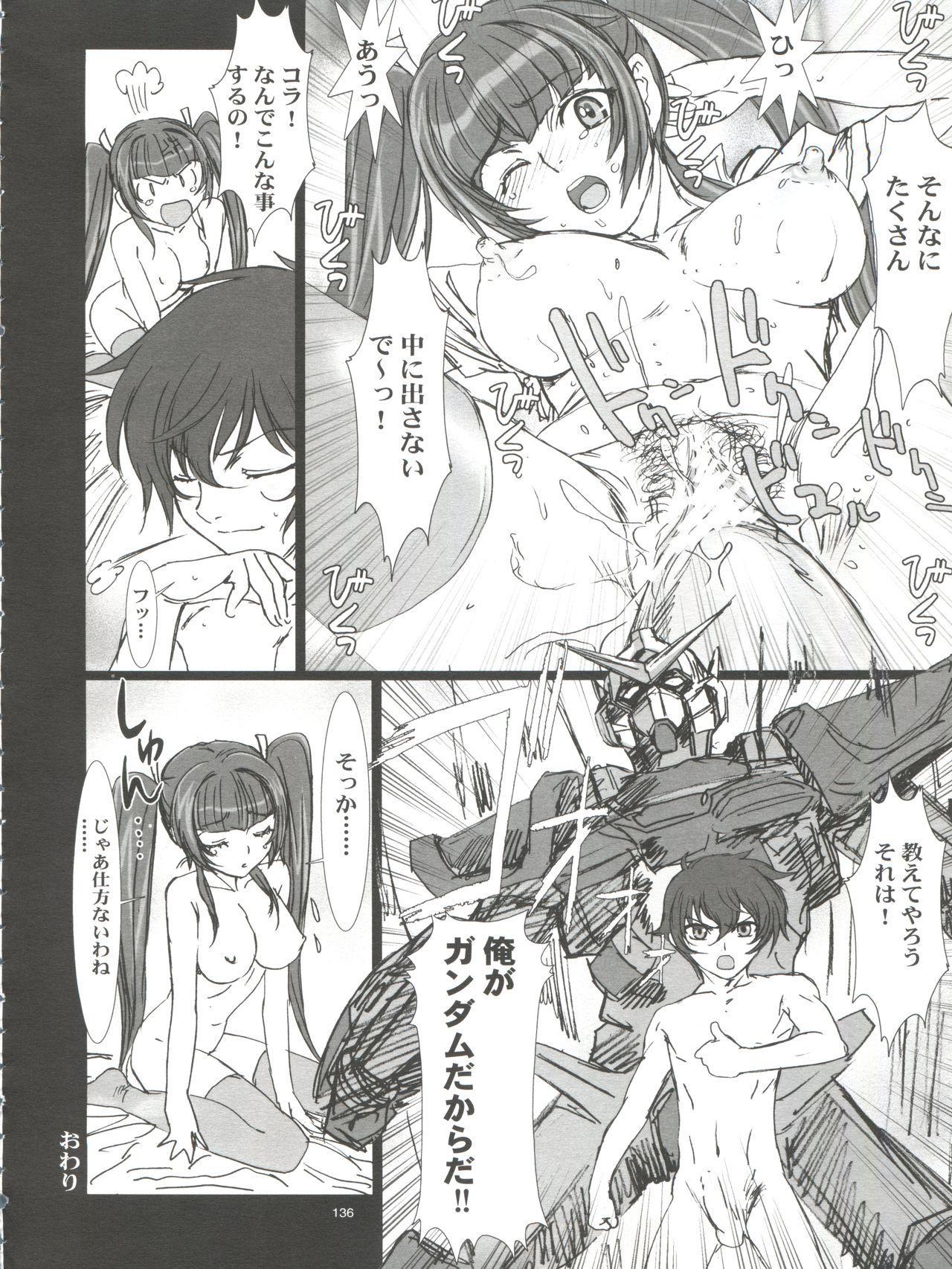 Wanpaku Anime Daihyakka Nanno Koto Jisensyuu Vol. 1 137