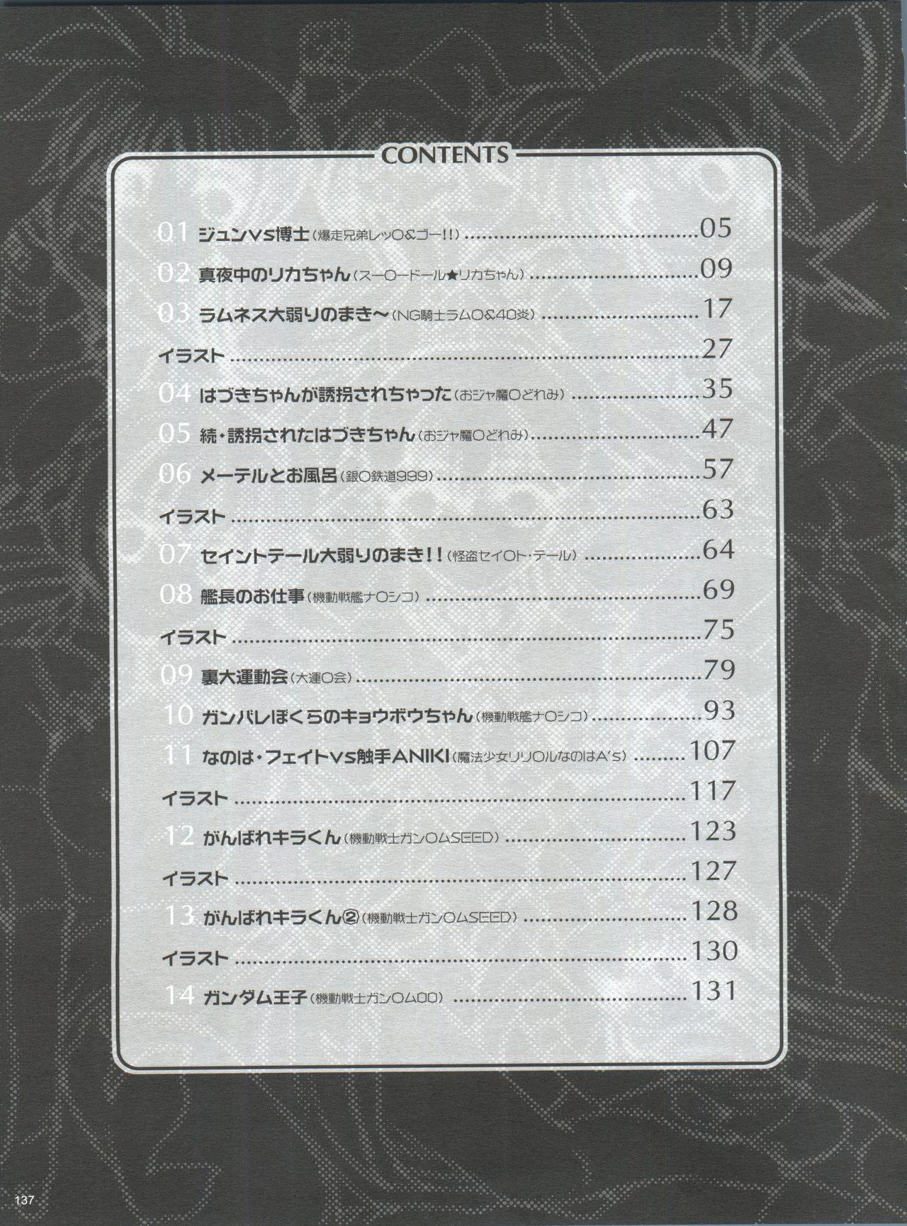 Wanpaku Anime Daihyakka Nanno Koto Jisensyuu Vol. 1 138