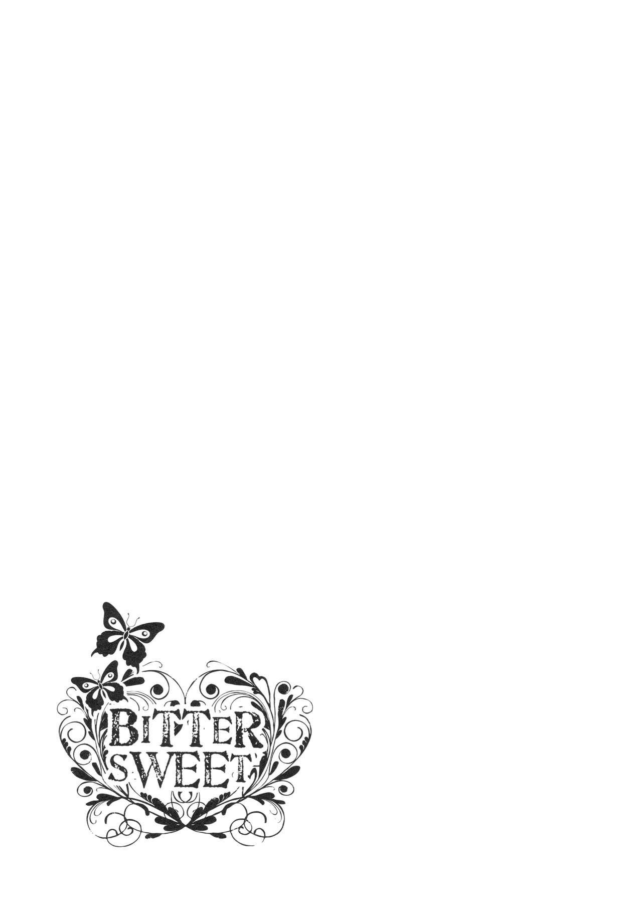 Bitter Sweet 1