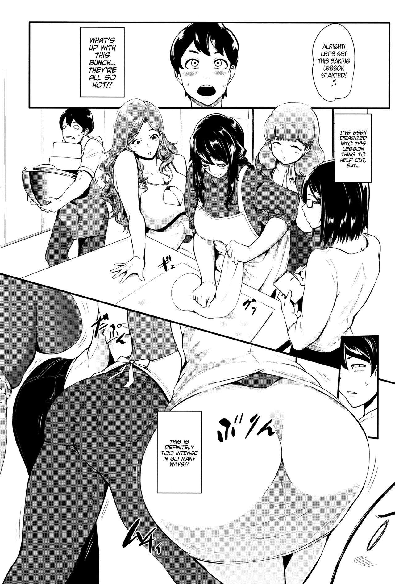 [Otochichi] Mama Naranai Onna-tachi Ch. 1- 5 [English] 36
