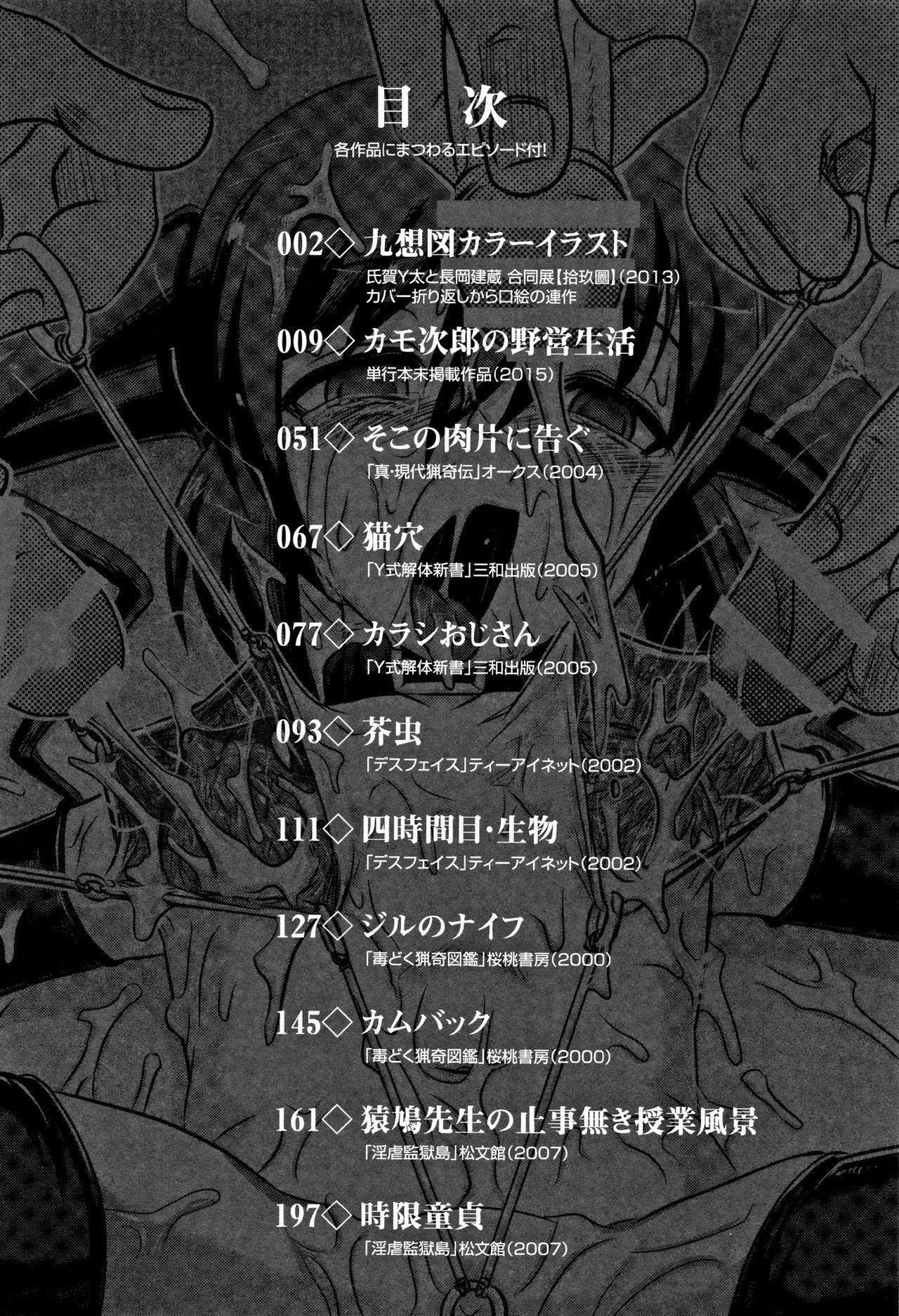 Chishigoyomi 8