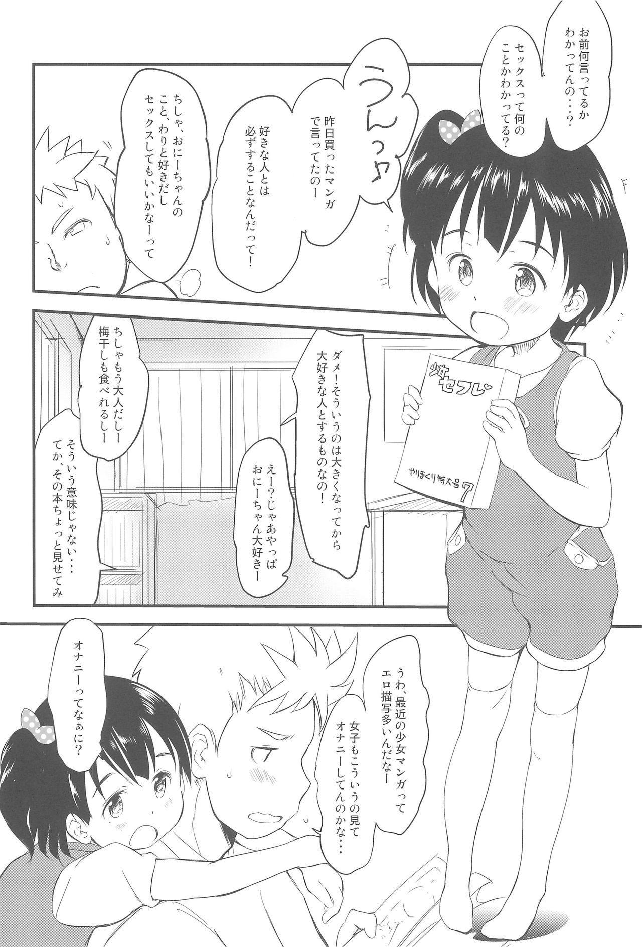 Imouto wa Minna Onii-chan ga Suki! 5 5