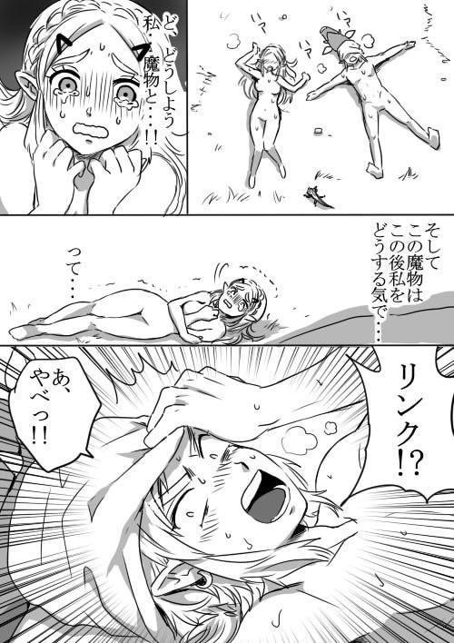 Link to Zelda no Shoshinsha ni Yasashii Sex Nyuumon 14
