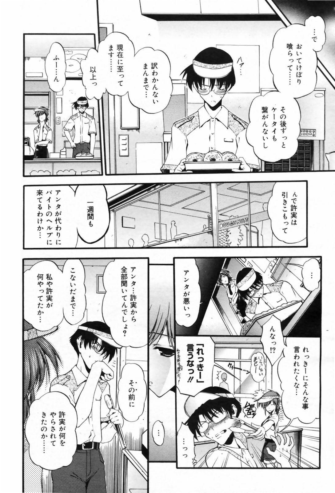 Manga Bangaichi 2009-02 Vol. 234 83