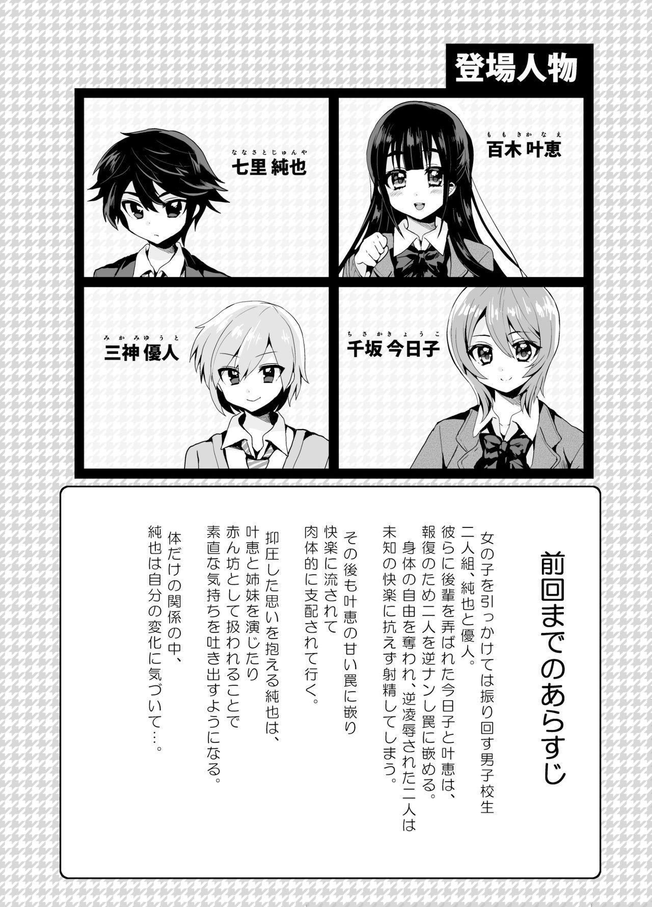 Futanari! Oshioki Time 6 2