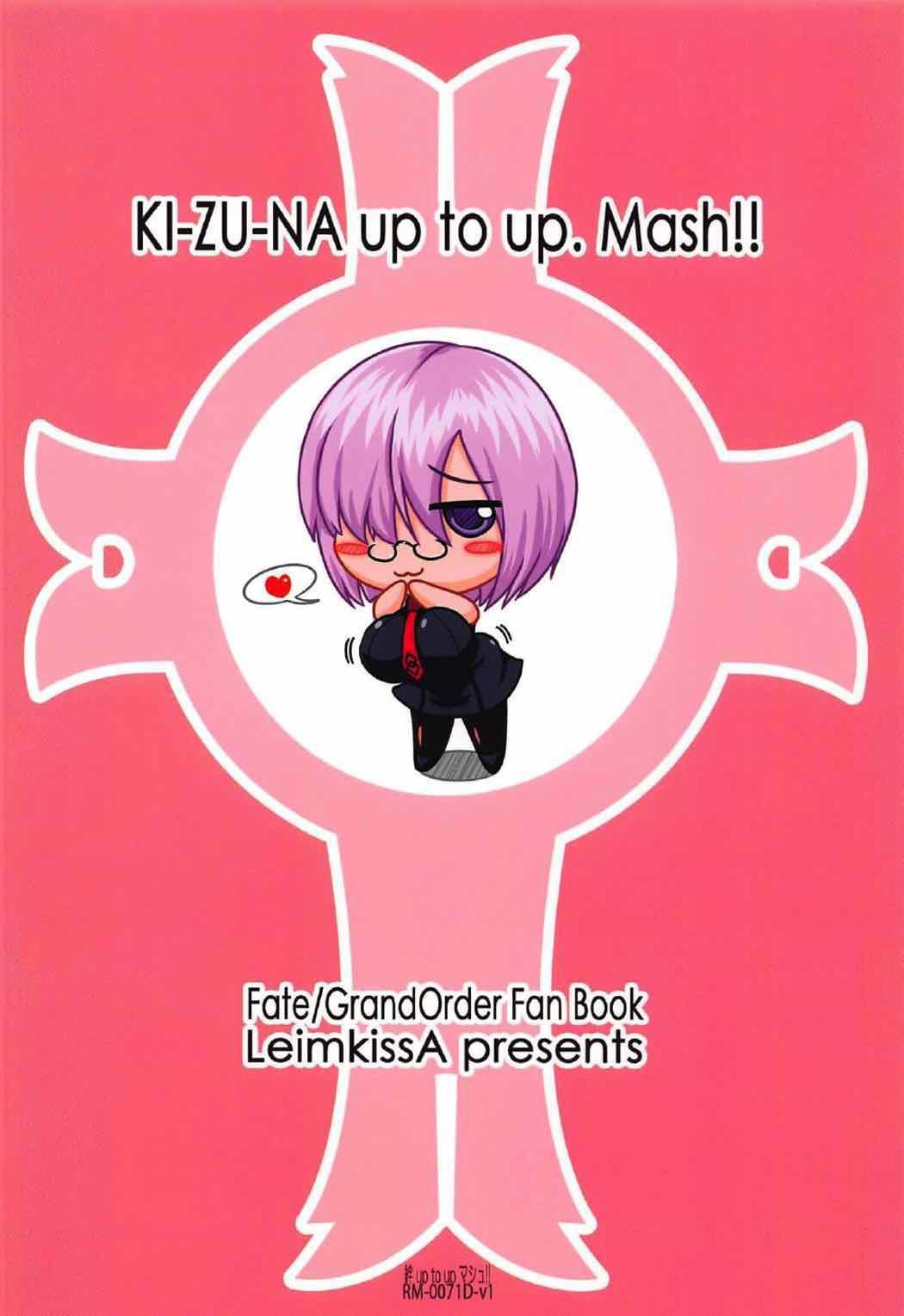 Kizuna up to up Mash!! 27