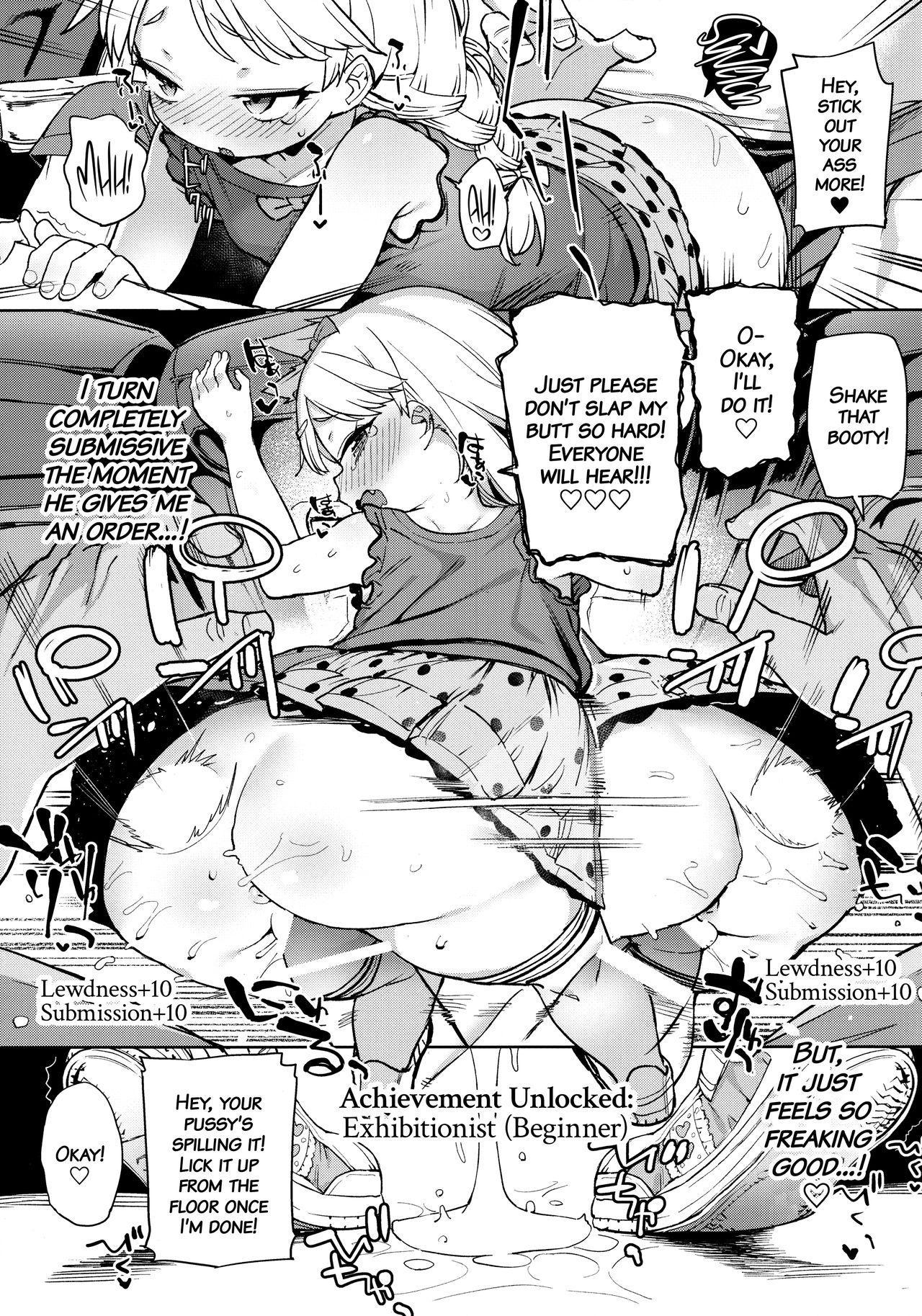 Tensai Shoujo demo Baka Mitaini Ecchi ni Narimasu. | Genius little girl becomes stupidly lewd. 13