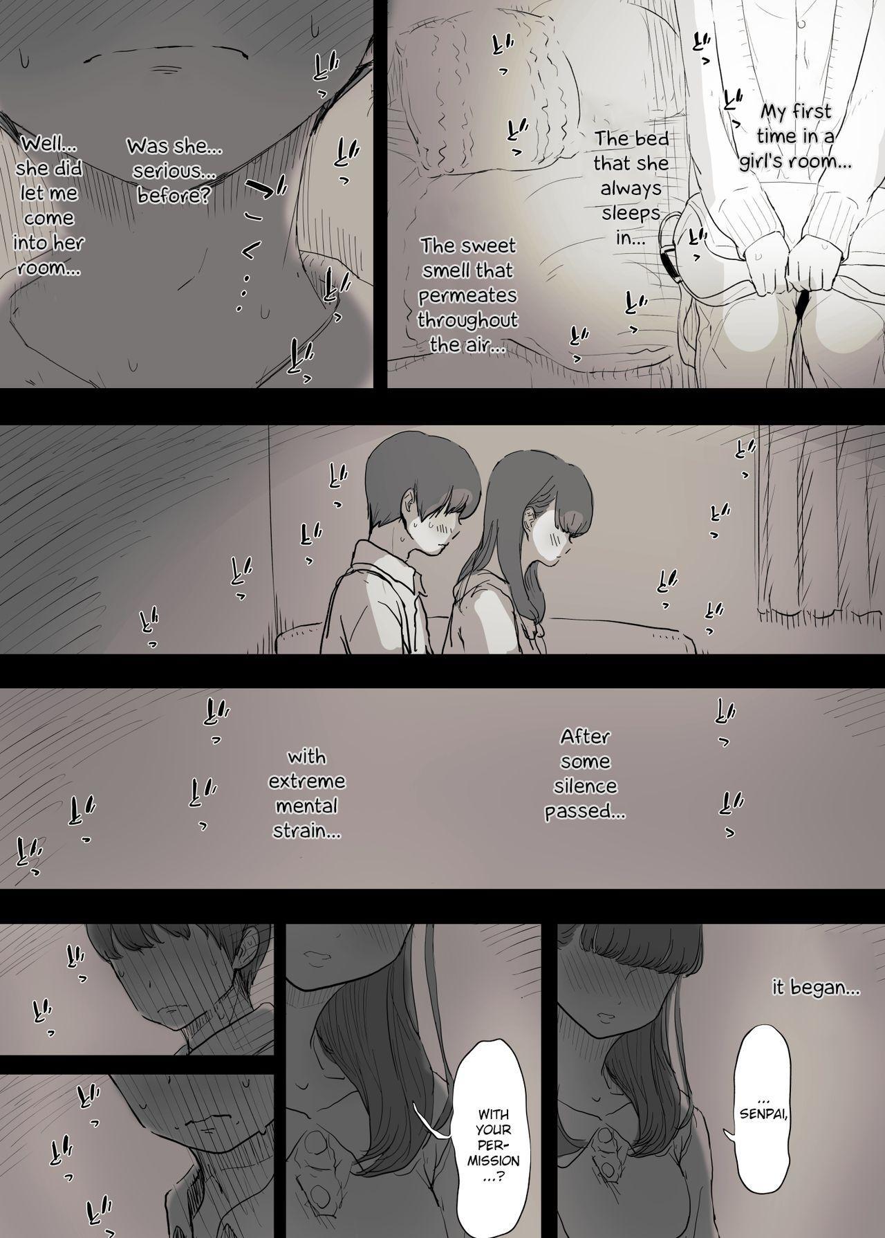 Bungaku Joshi ni Taberareru | Eaten Up by the Bookworm Girl 14