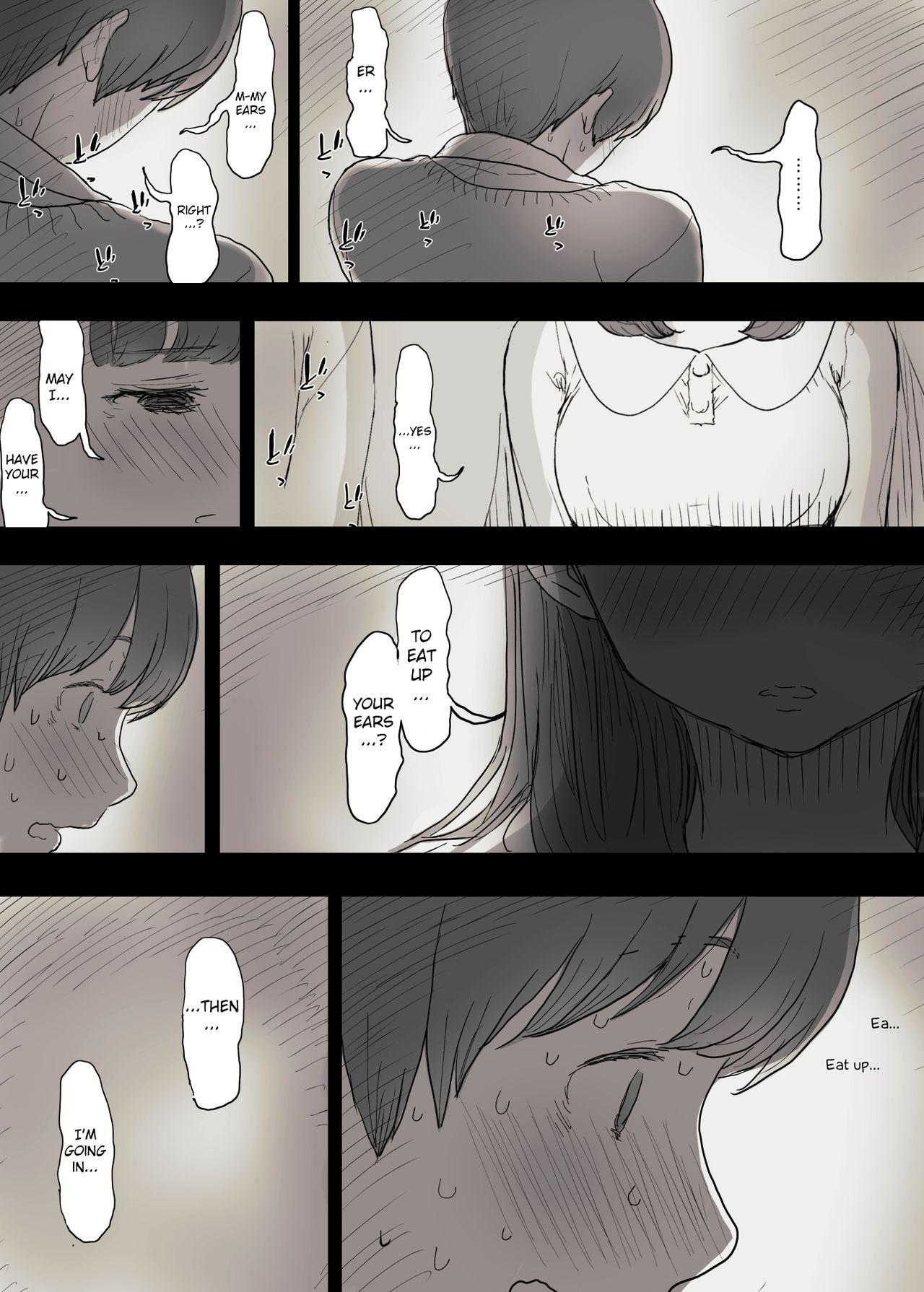 Bungaku Joshi ni Taberareru | Eaten Up by the Bookworm Girl 15