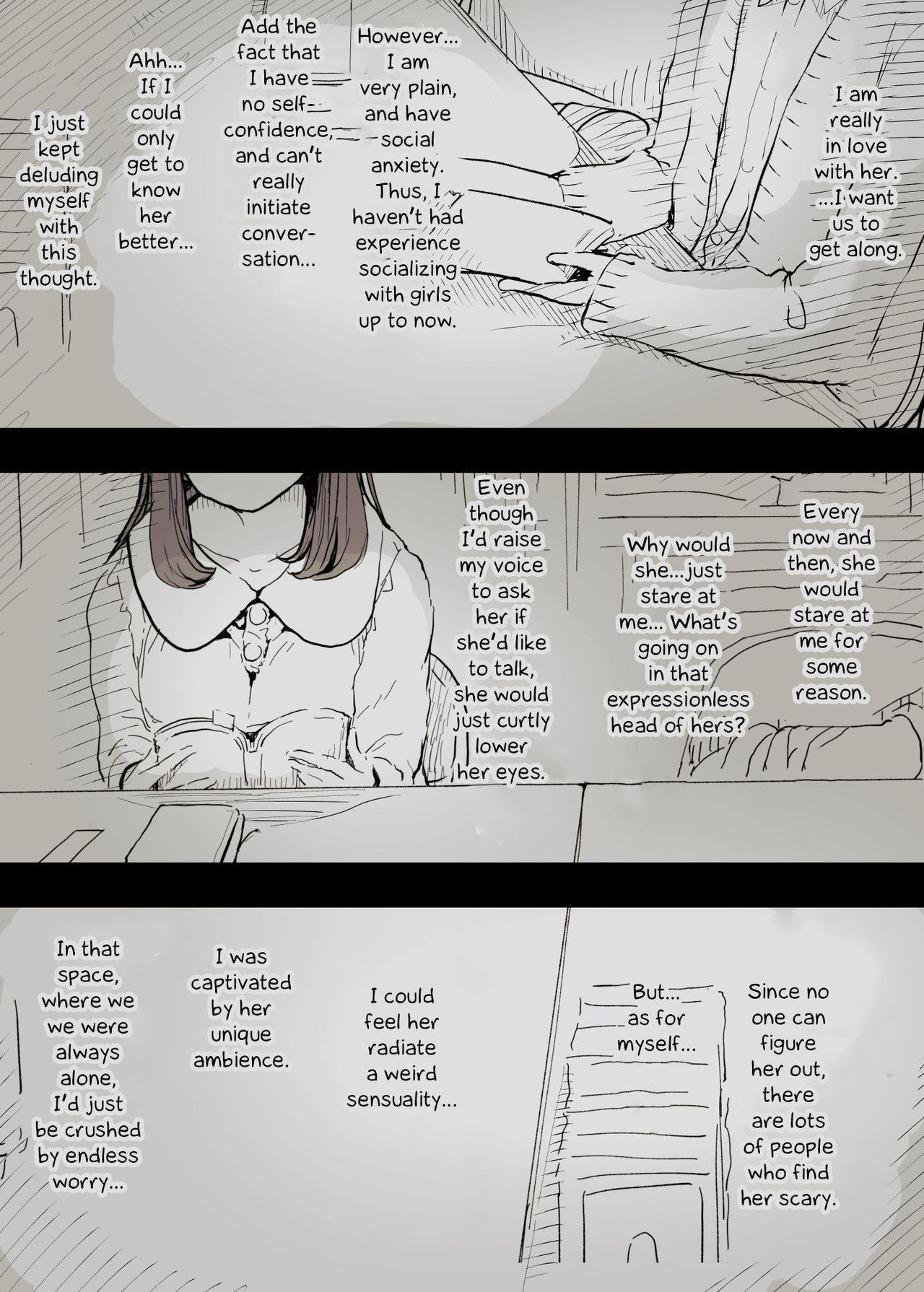 Bungaku Joshi ni Taberareru | Eaten Up by the Bookworm Girl 2