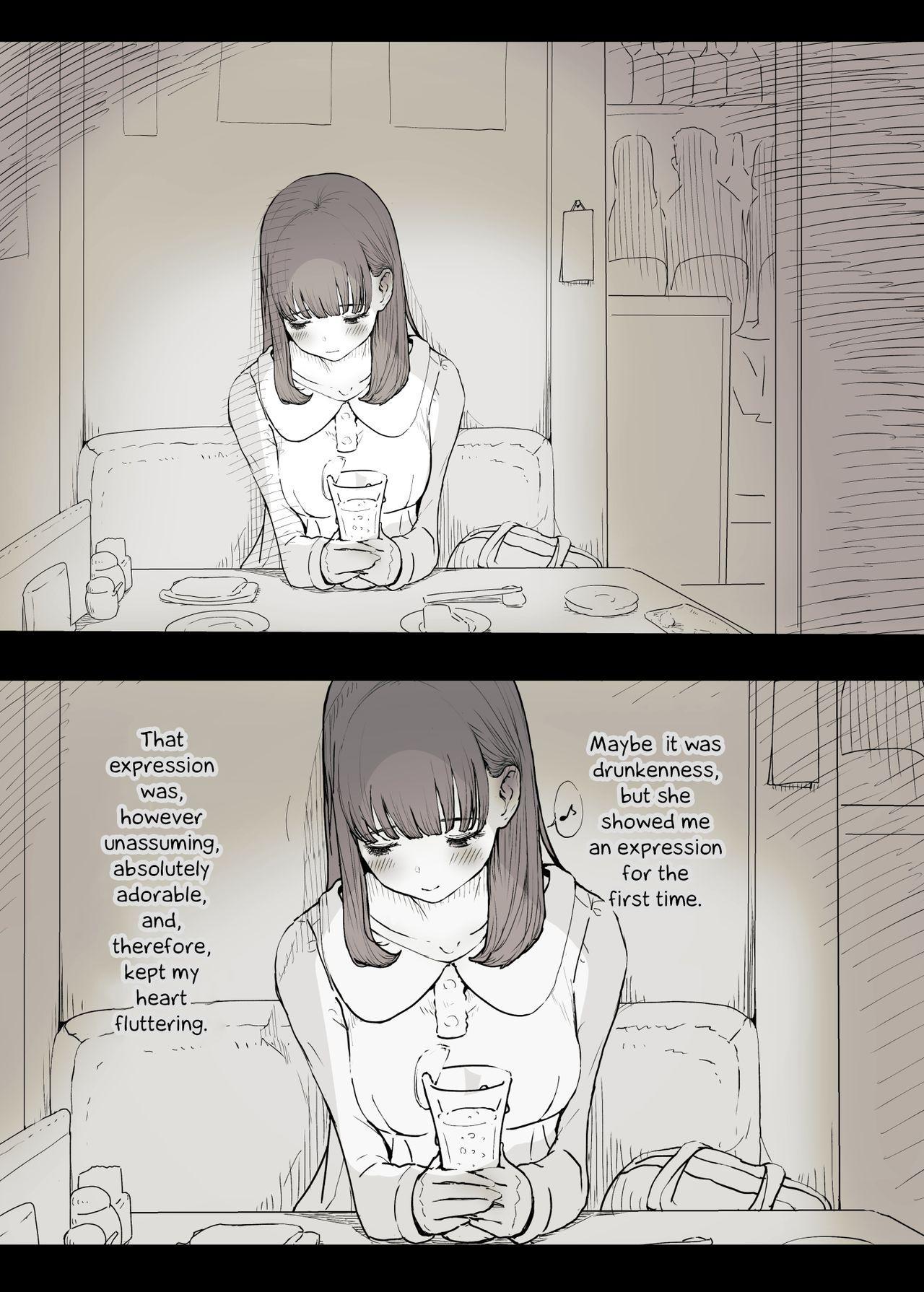 Bungaku Joshi ni Taberareru | Eaten Up by the Bookworm Girl 4