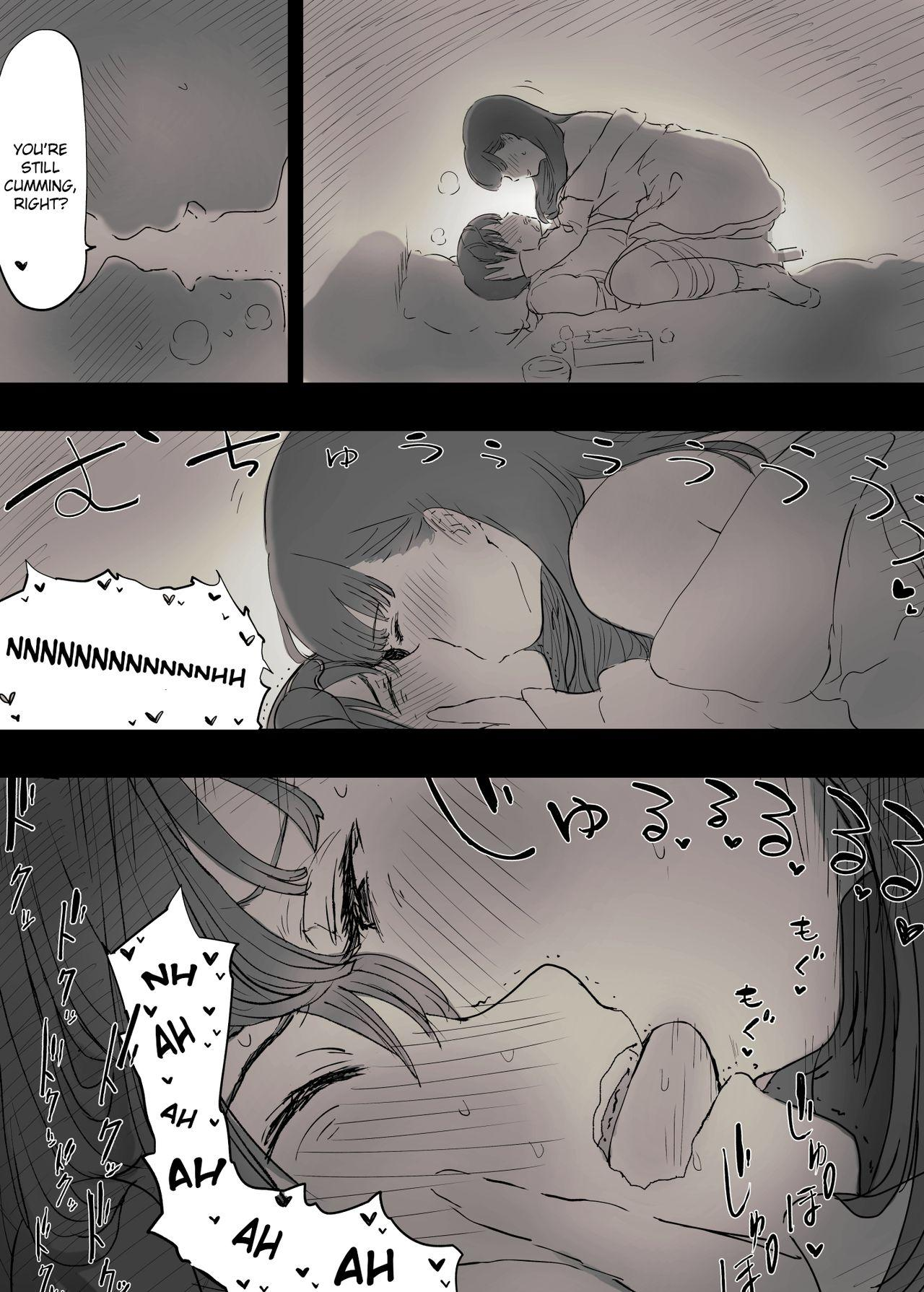 Bungaku Joshi ni Taberareru | Eaten Up by the Bookworm Girl 58