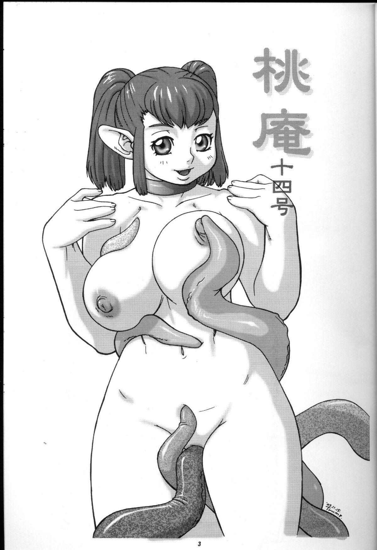 Momo-an Vol.14 2