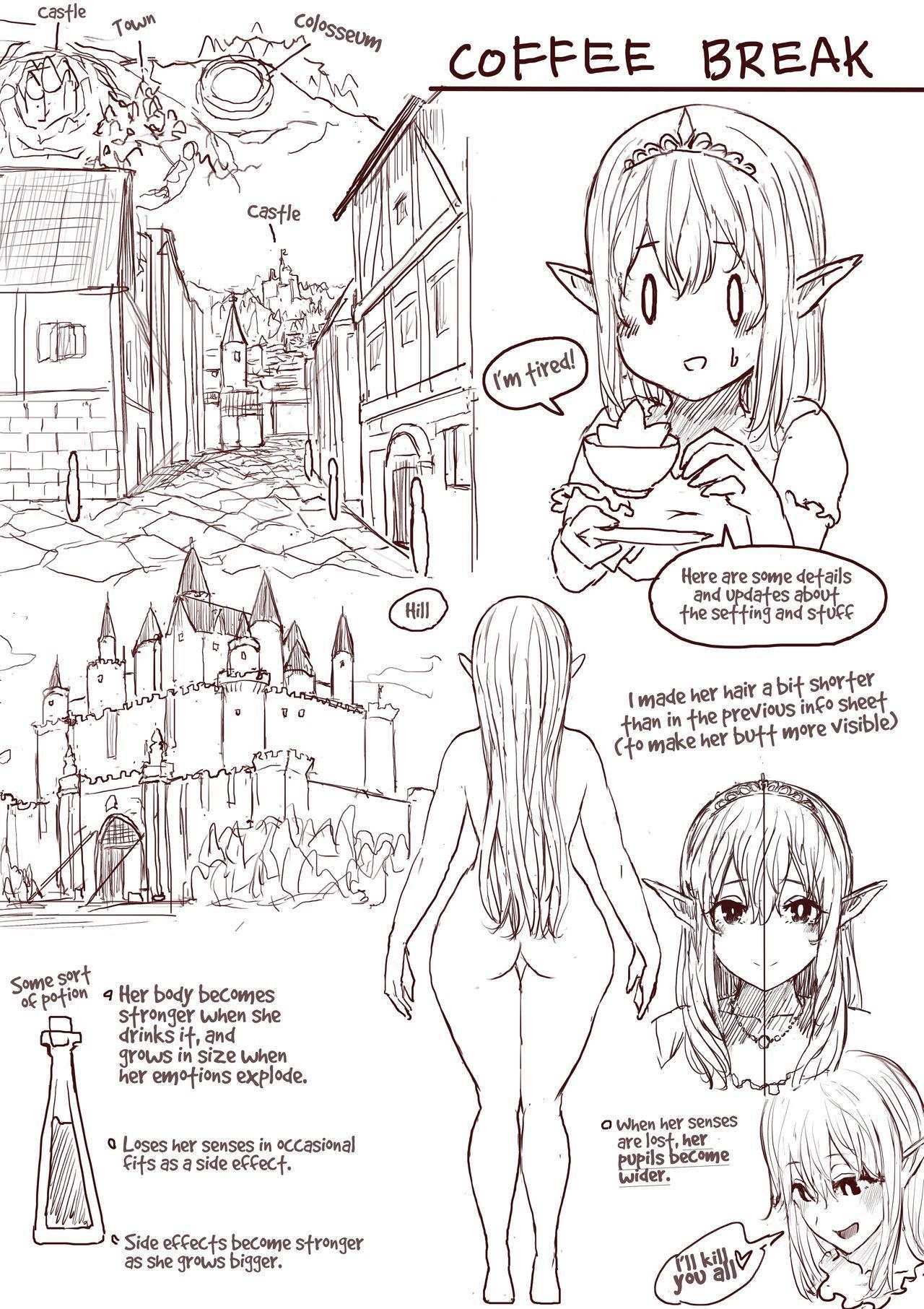 Elf Princess Strikes Back 13