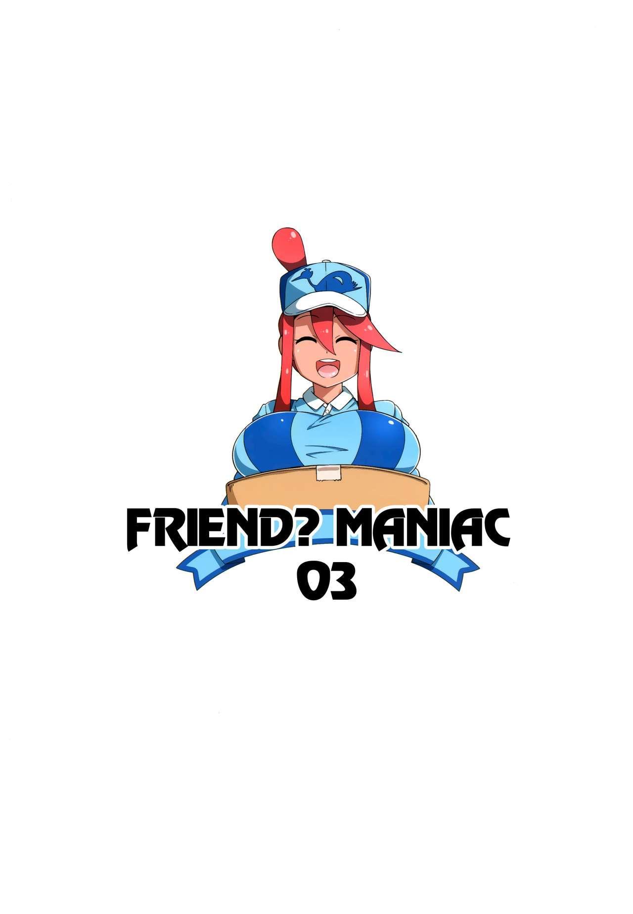 Tomodachi? Maniac 03 24