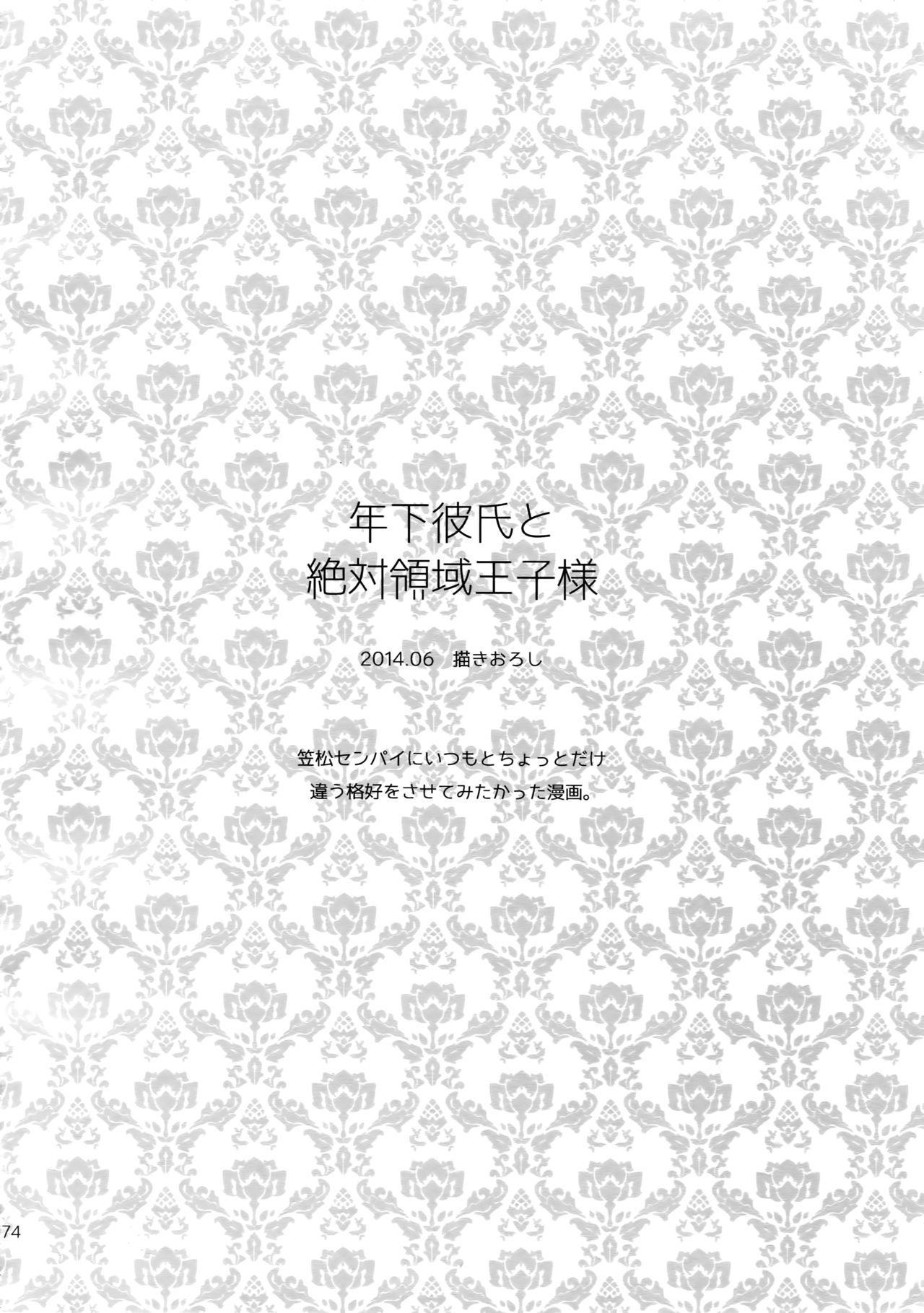 Kanpeki Kareshi to Zettai Ryouiki Ouji-sama 172