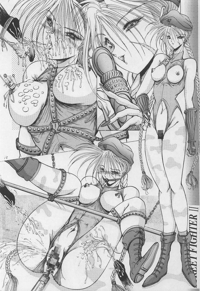 Fighting Ladies II 16