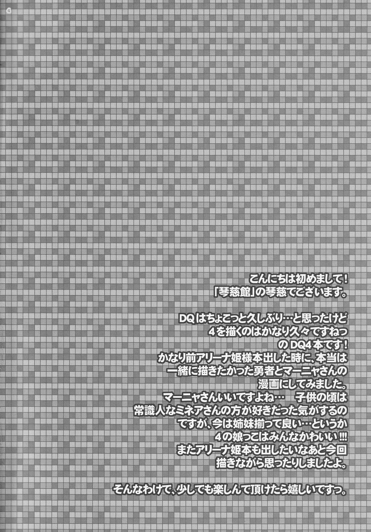 Tenkuu kara no Yuuwaku 2