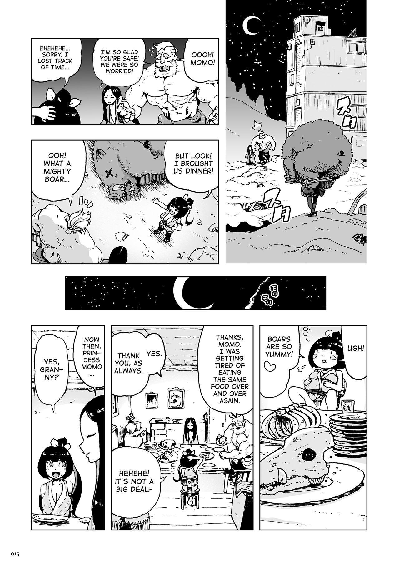 Momohime | Princess Momo 14