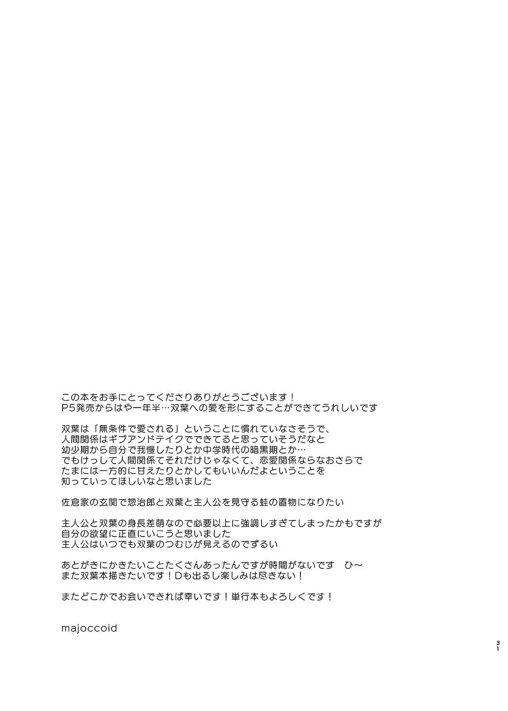 Koibito no Futaba to Shitai Ironna Koto 29