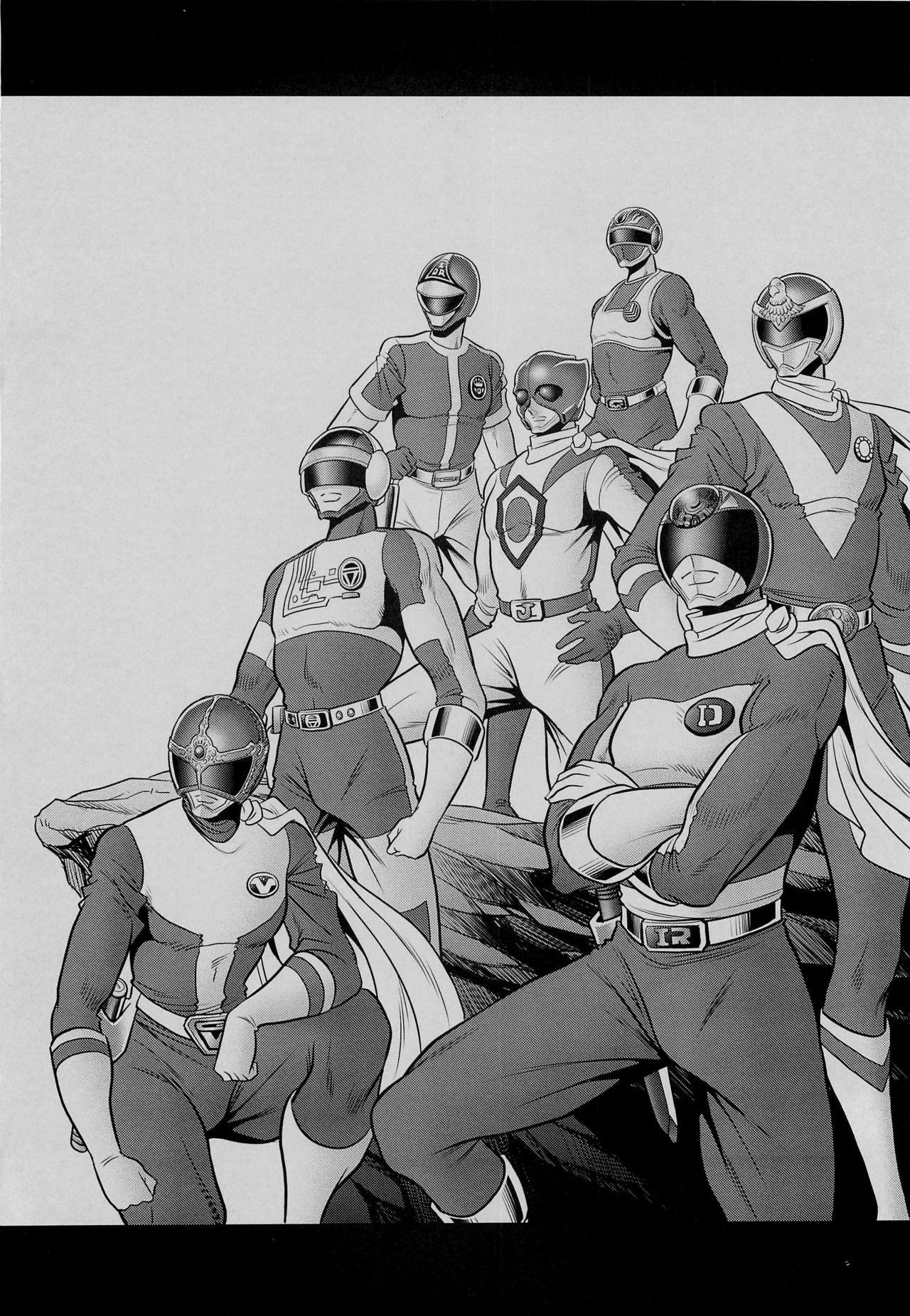 <<Tokusatsu>> Superheroine Sentai 80's 2
