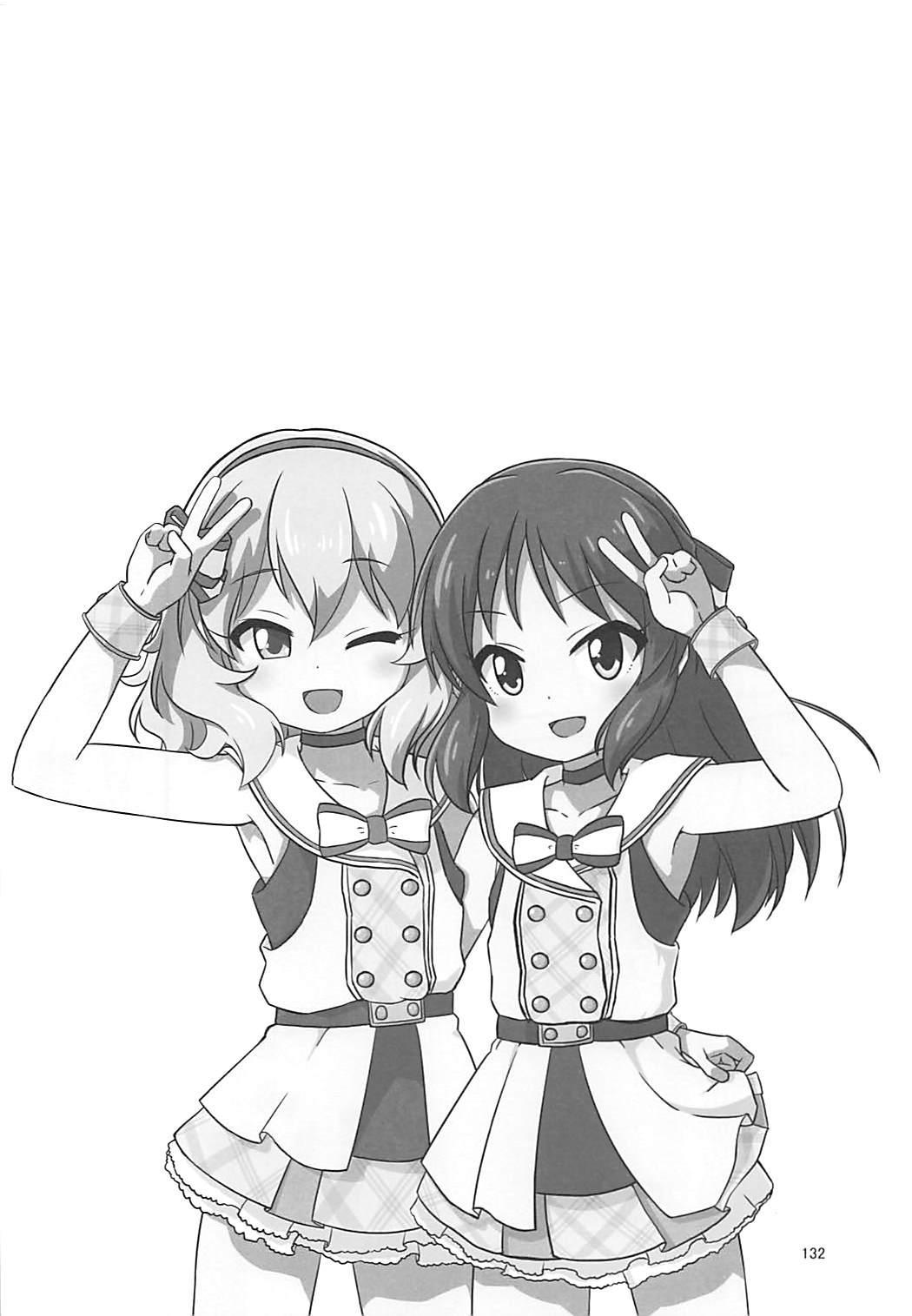 Momokajiru Arisujiru Momoka & Arisu Soushuuhen I 132