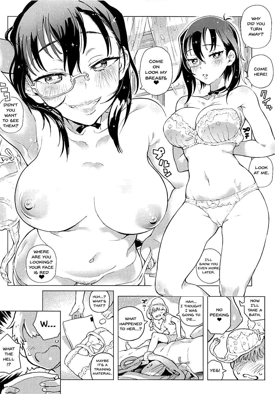 (Panzer Vor! 15) [Norinko] momon 2018-05 Hisshou Momo-chan Senpai no Perfect Date Plan (Girls und Panzer) [English] {Doujins.com} 3