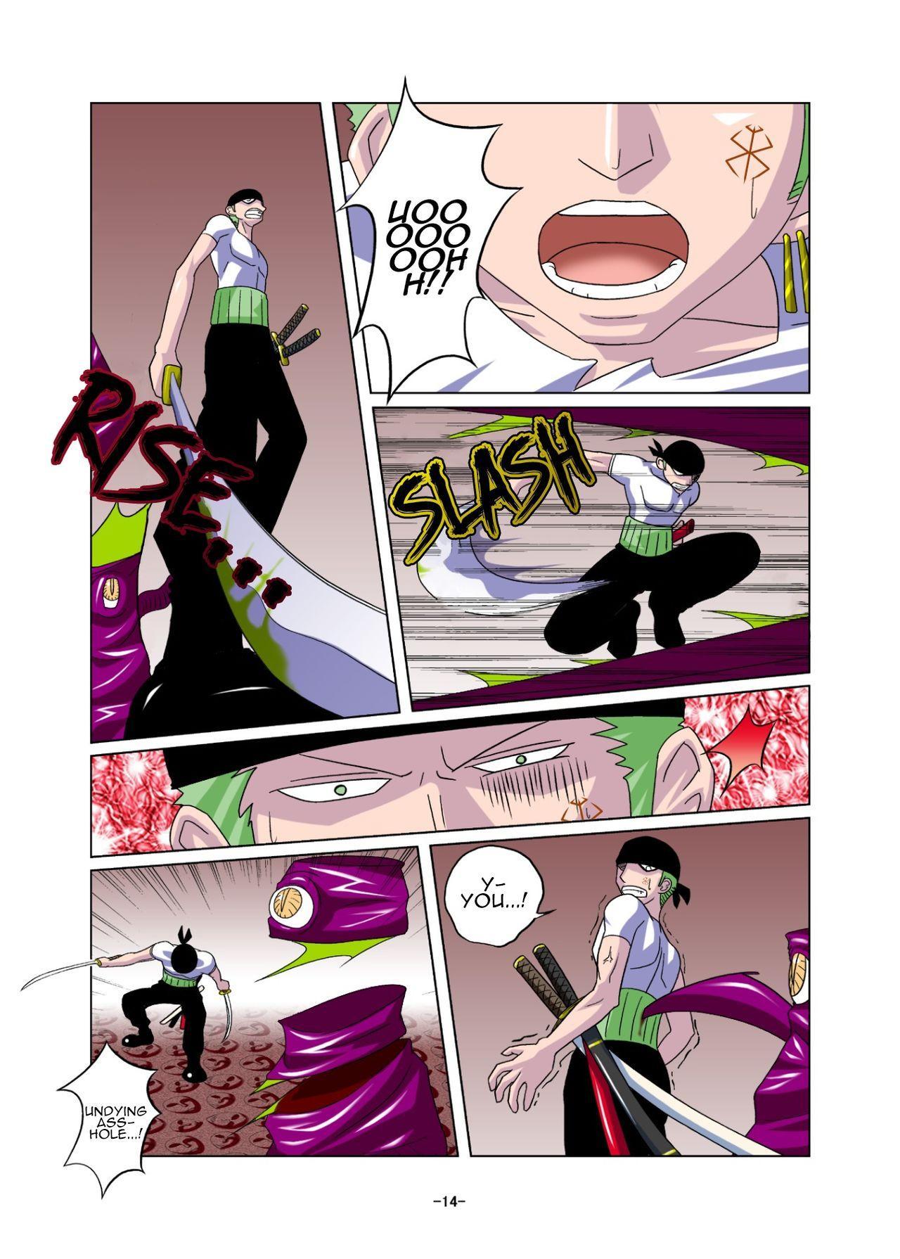 Shoku no Utage | Feast of the Eclipse 13