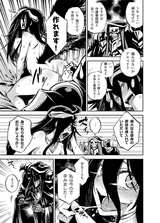 Albedo wa Goshujin-sama no Yume o Miru ka? 9