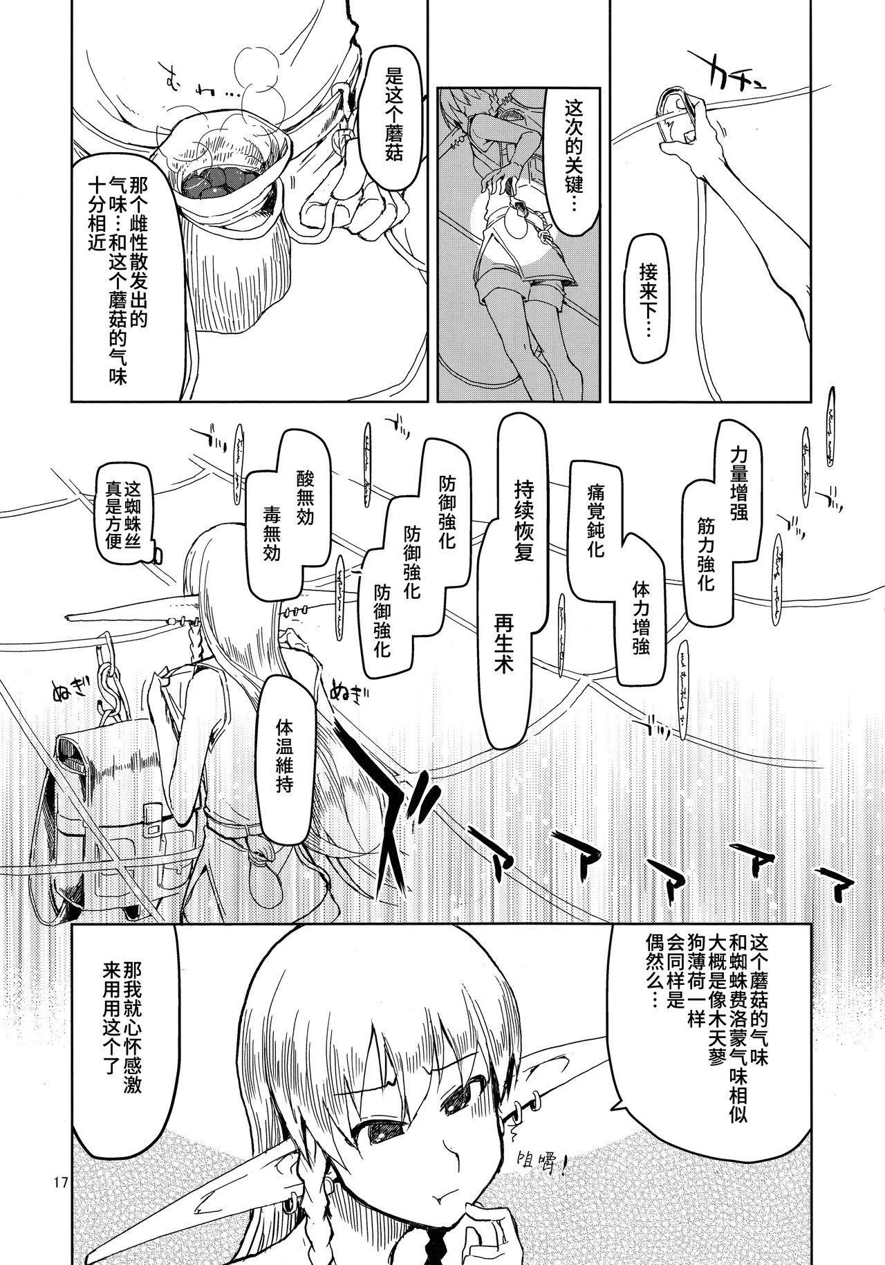 Dosukebe Elf no Ishukan Nikki 5 17