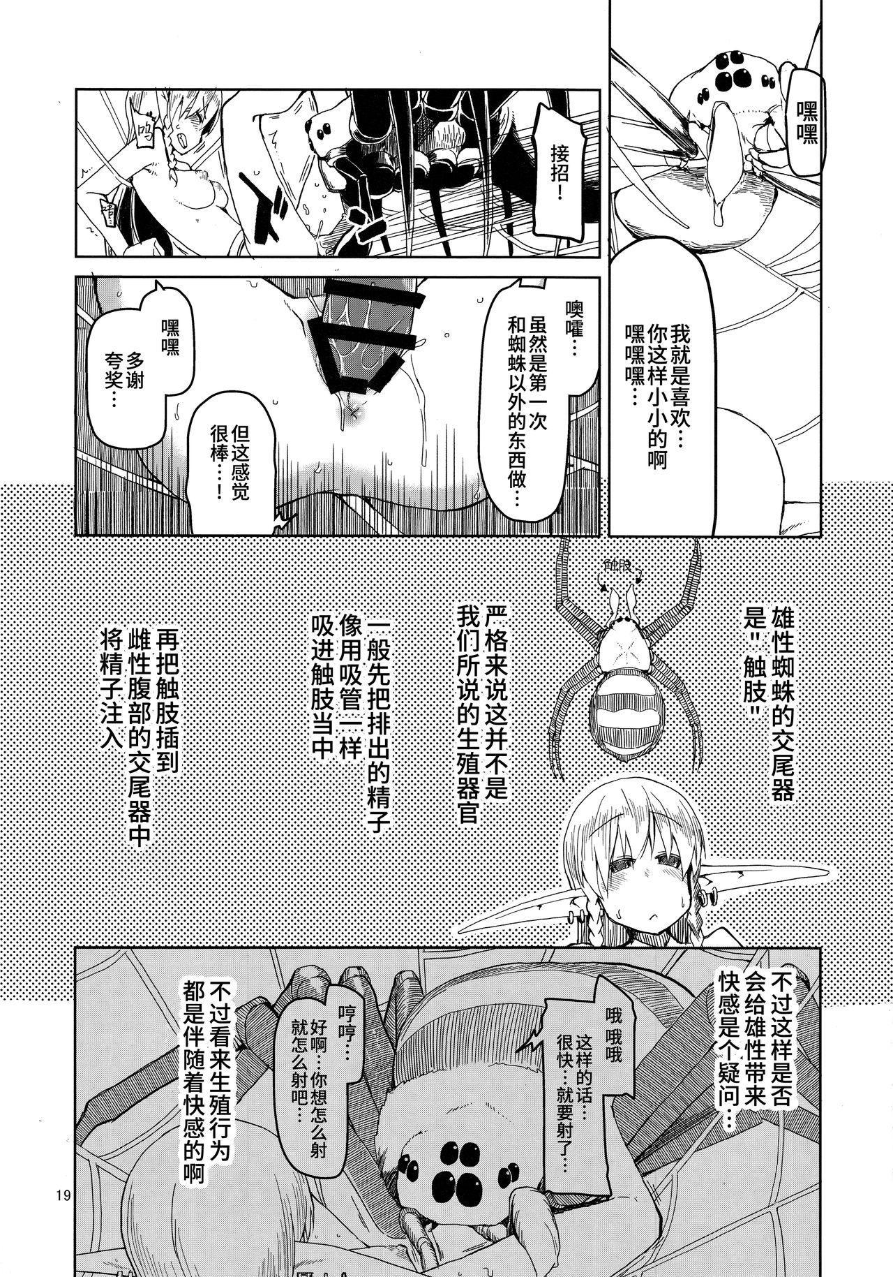 Dosukebe Elf no Ishukan Nikki 5 19