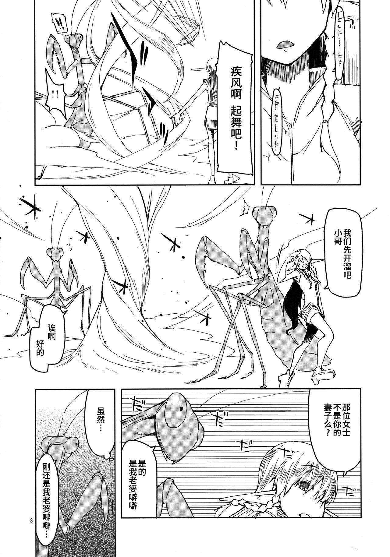 Dosukebe Elf no Ishukan Nikki 5 3