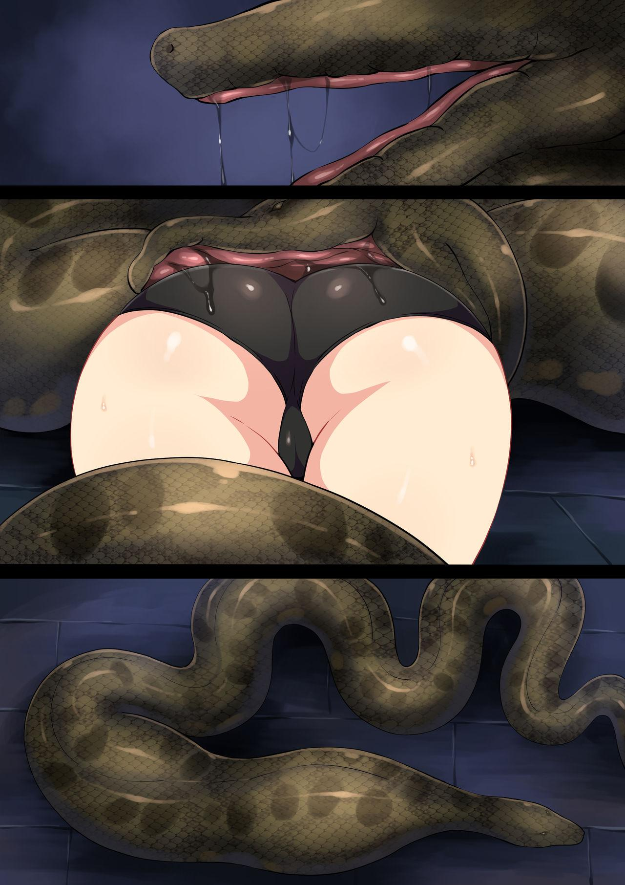 Hell Of Tentacles 33