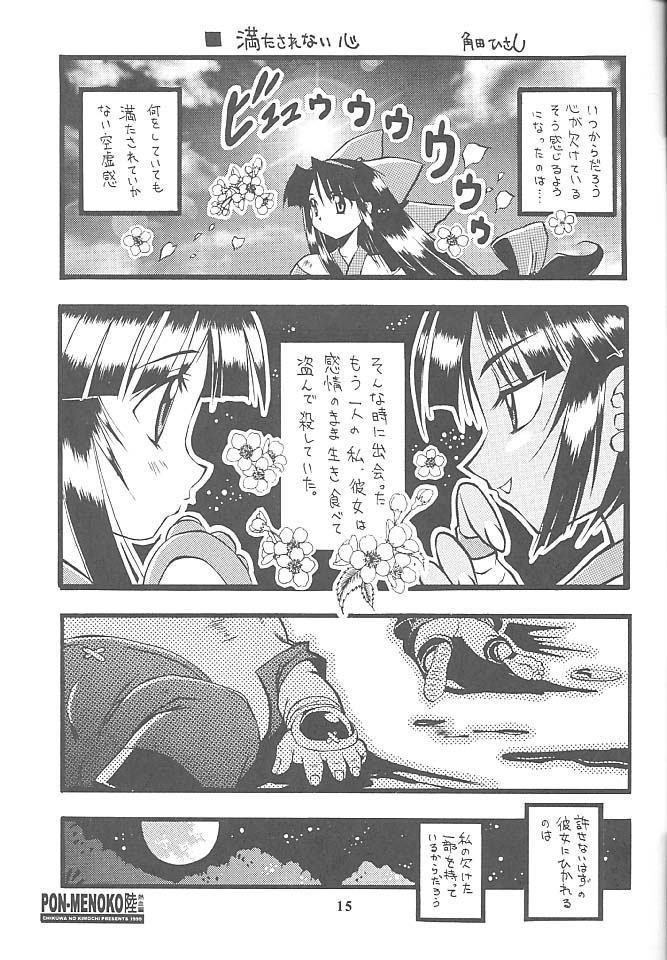 PON-MENOKO Roku Nekketsu Hen 12
