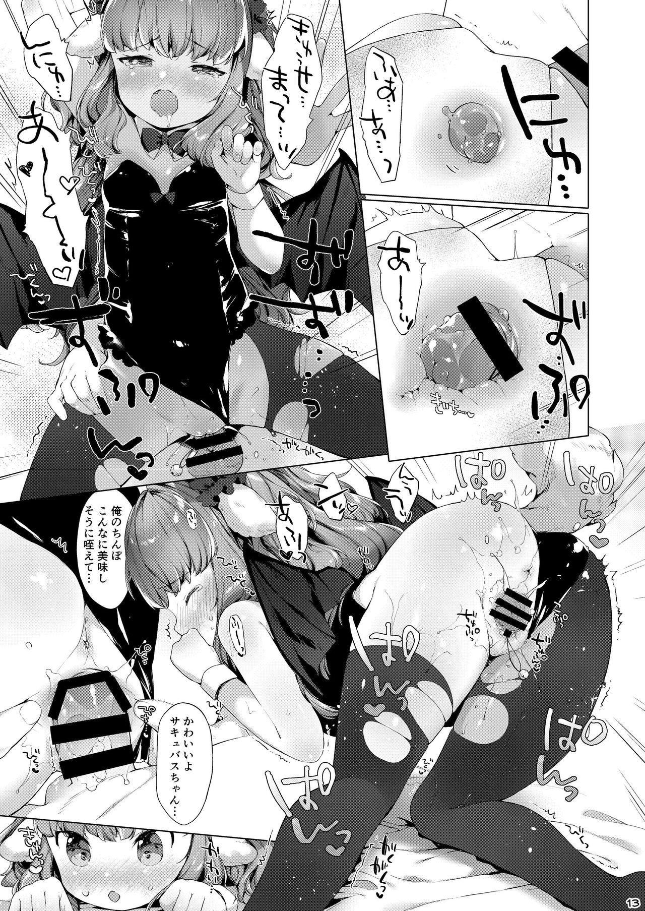 Succubus-chan Chorosugiru! 14