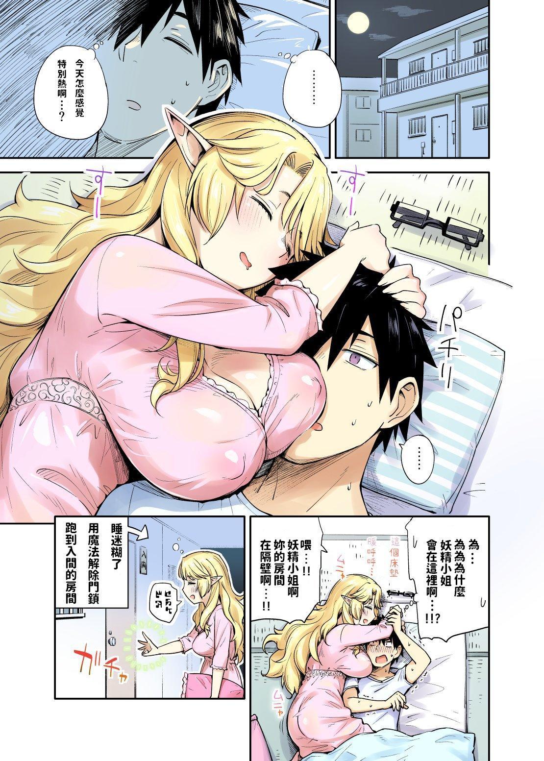 Rinjin Elf Manga 8