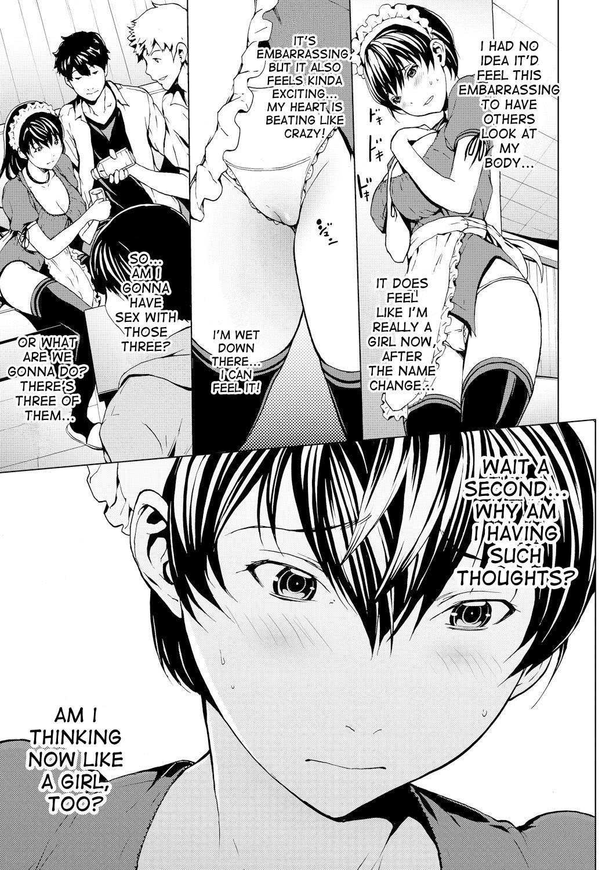 [OKAWARI] Otona ni naru Kusuri - I feel good my woman's body! Ch.1-9 [English] [Decensored] 108