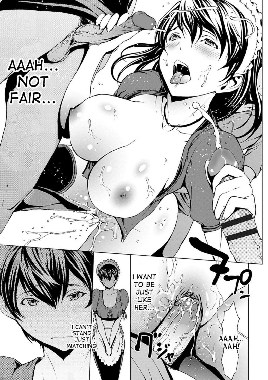 [OKAWARI] Otona ni naru Kusuri - I feel good my woman's body! Ch.1-9 [English] [Decensored] 114