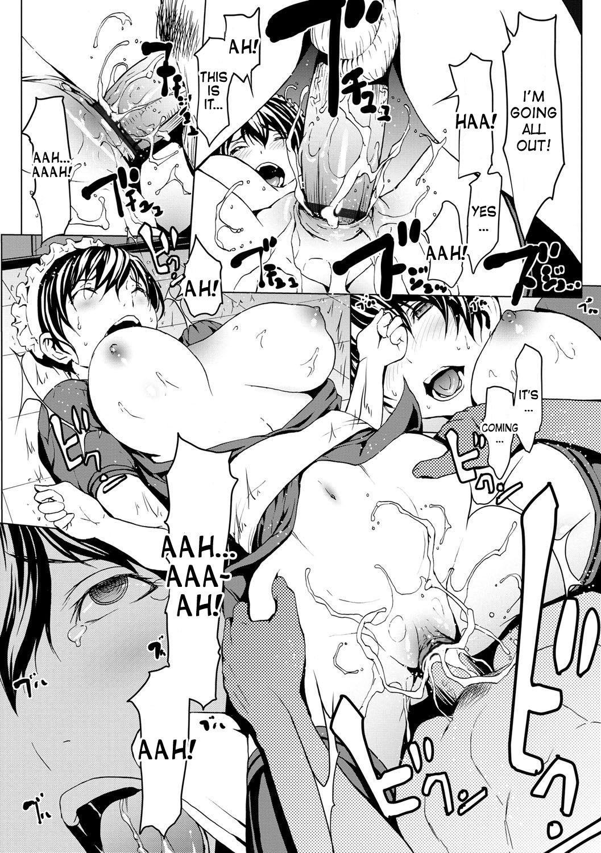 [OKAWARI] Otona ni naru Kusuri - I feel good my woman's body! Ch.1-9 [English] [Decensored] 127