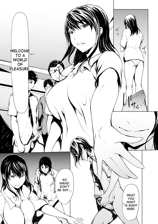 [OKAWARI] Otona ni naru Kusuri - I feel good my woman's body! Ch.1-9 [English] [Decensored] 152