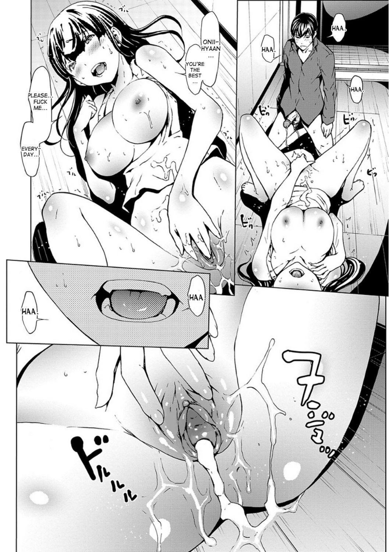 [OKAWARI] Otona ni naru Kusuri - I feel good my woman's body! Ch.1-9 [English] [Decensored] 97