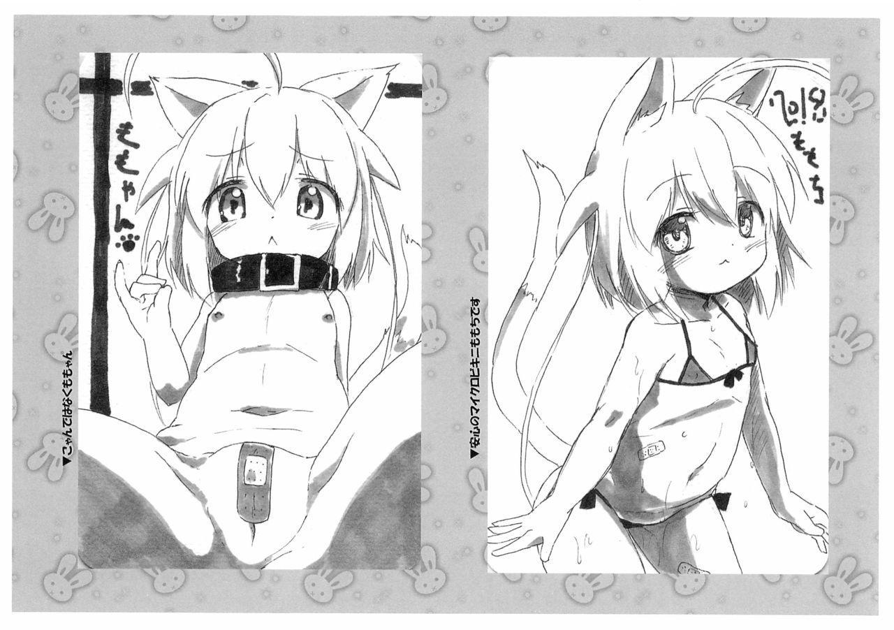 Nyan-na Postcard Fukusei Genga Matome 11