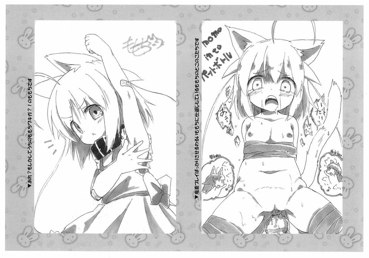 Nyan-na Postcard Fukusei Genga Matome 7