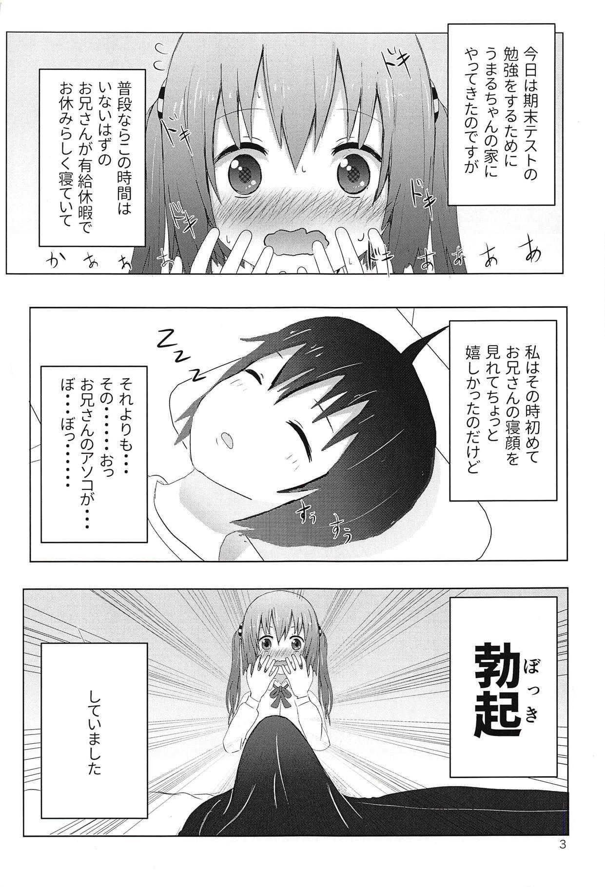 (C89) [TOFU SOFT (Sakakibara Keisuke)] Ebina-chan to Umaru-chan  to Onii-chan to Zenpen (Himouto! Umaru-chan) 1