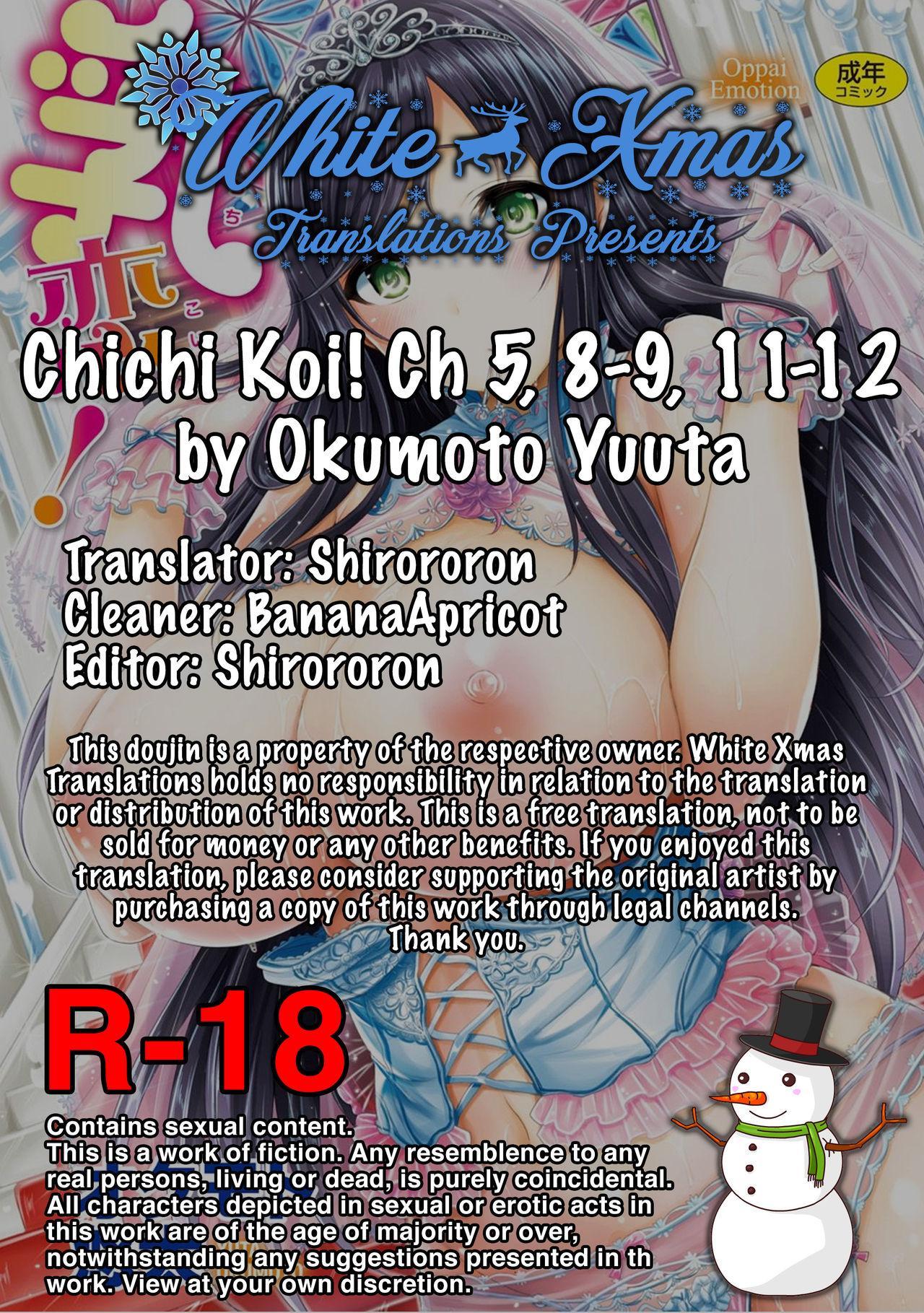 [Okumoto Yuuta] Chichi Koi! Ch 5, 8-9, 11-12 [English] [WhiteXmas] [Digital] 89